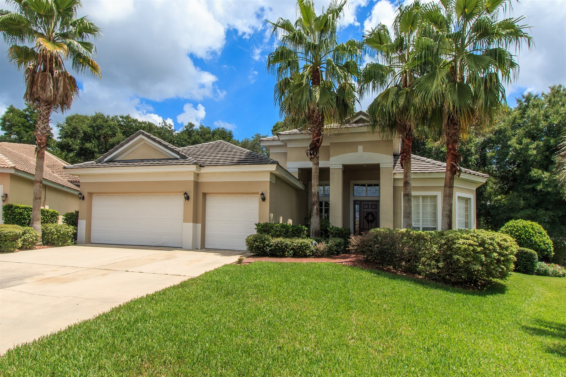 Single Family Home for Sale at ORLANDO - LAKE MARY 1227 Gatwick Loop Lake Mary, Florida, 32746 United States
