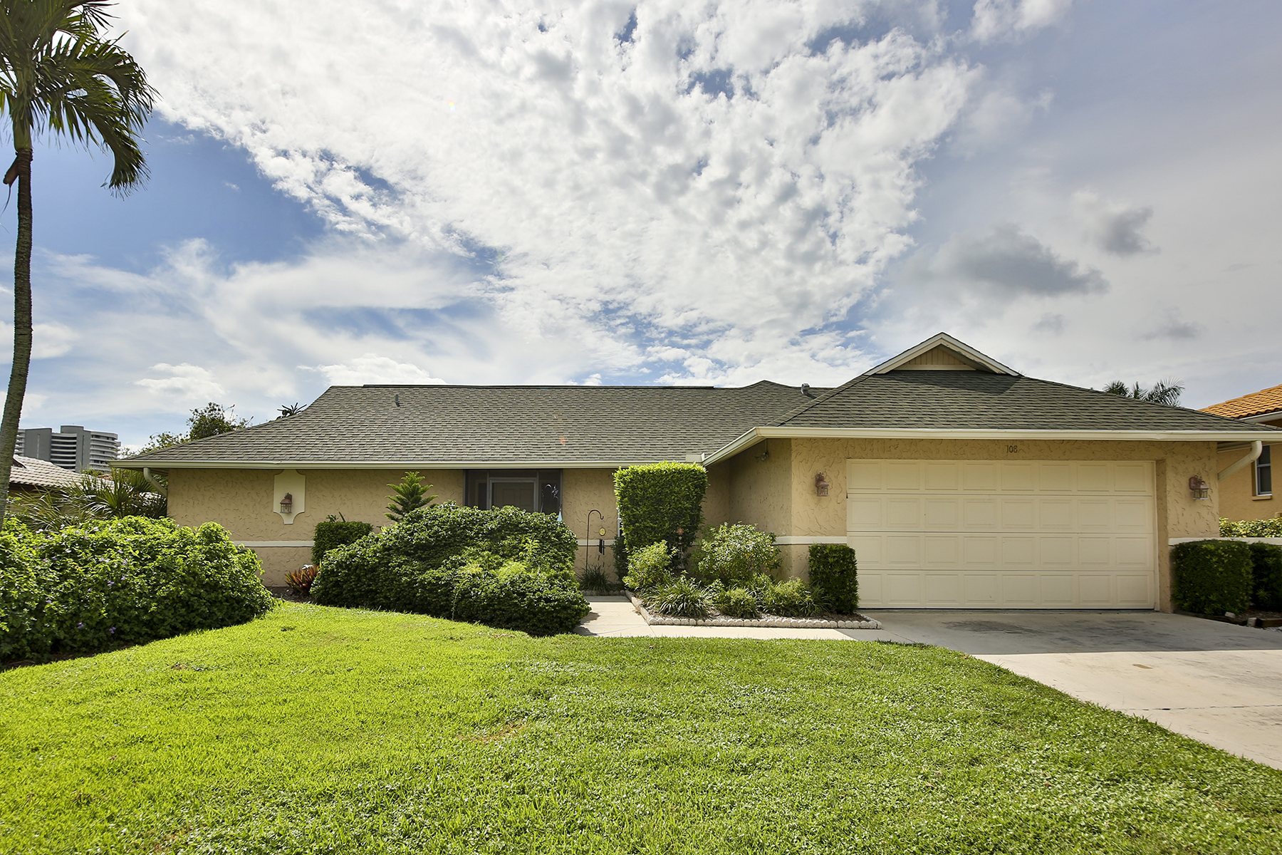 Property For Sale at MARCO ISLAND - LANDMARK STREET