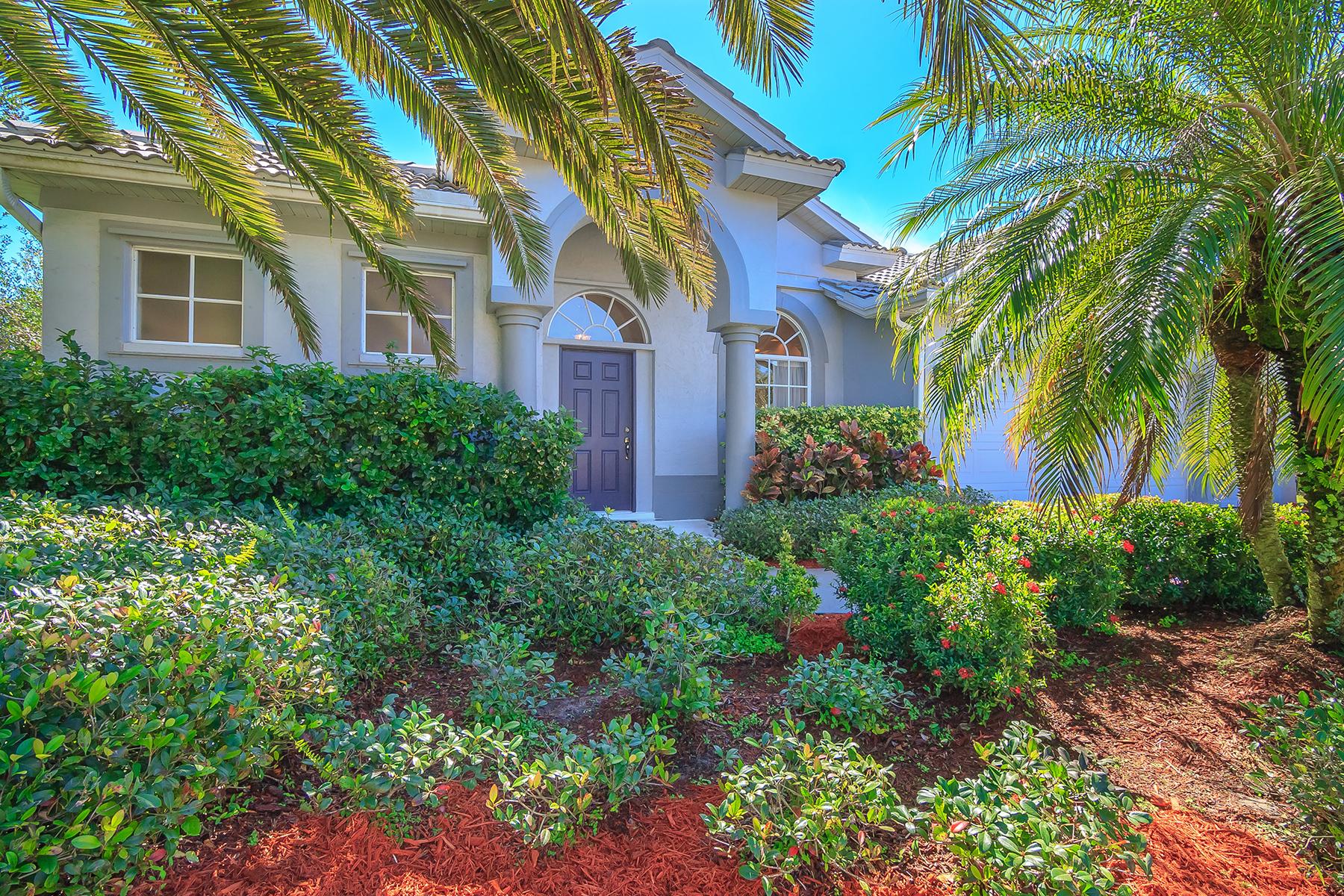 Vivienda unifamiliar por un Venta en RIVENDELL 812 Placid Lake Dr Osprey, Florida, 34229 Estados Unidos