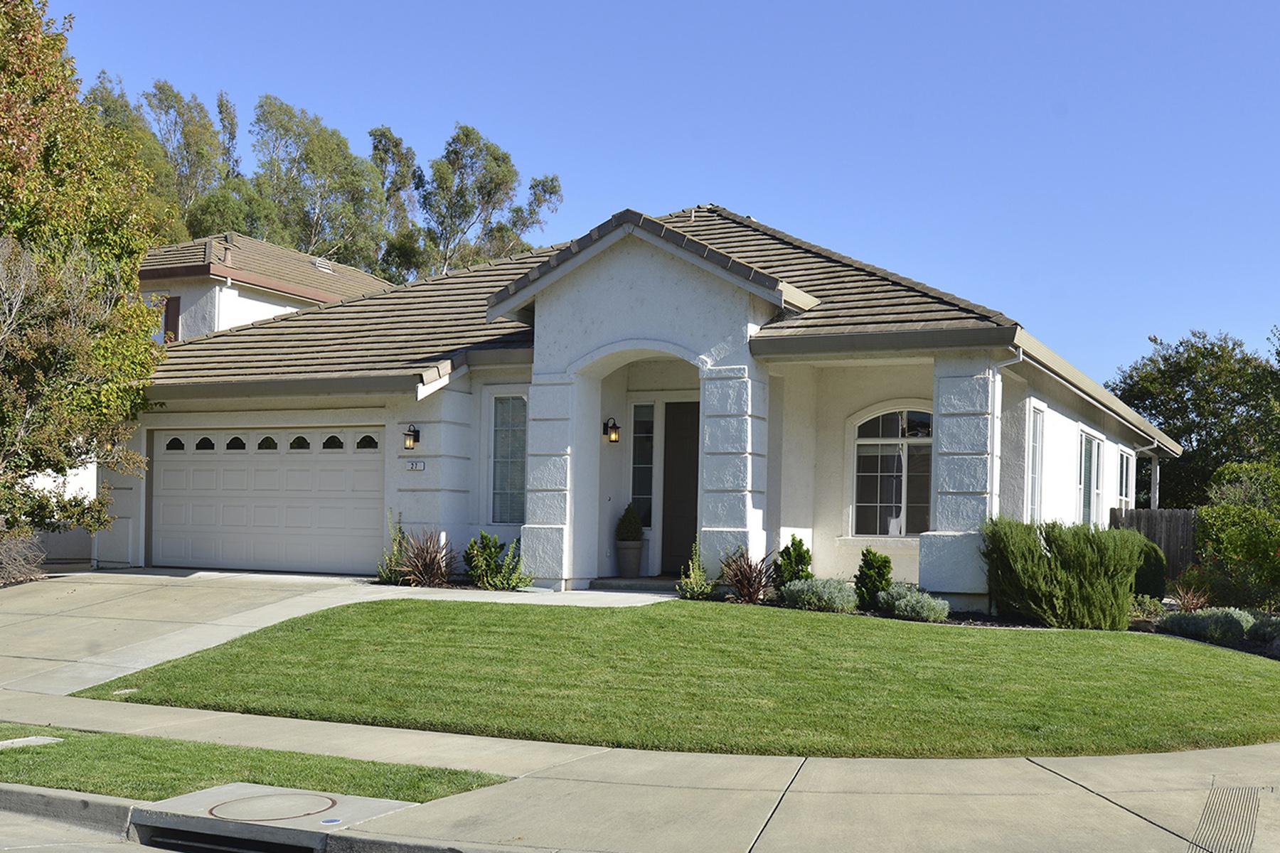 단독 가정 주택 용 매매 에 27 Ravenwood Ln, Napa, CA 94558 27 Ravenwood Ln Napa, 캘리포니아 94558 미국
