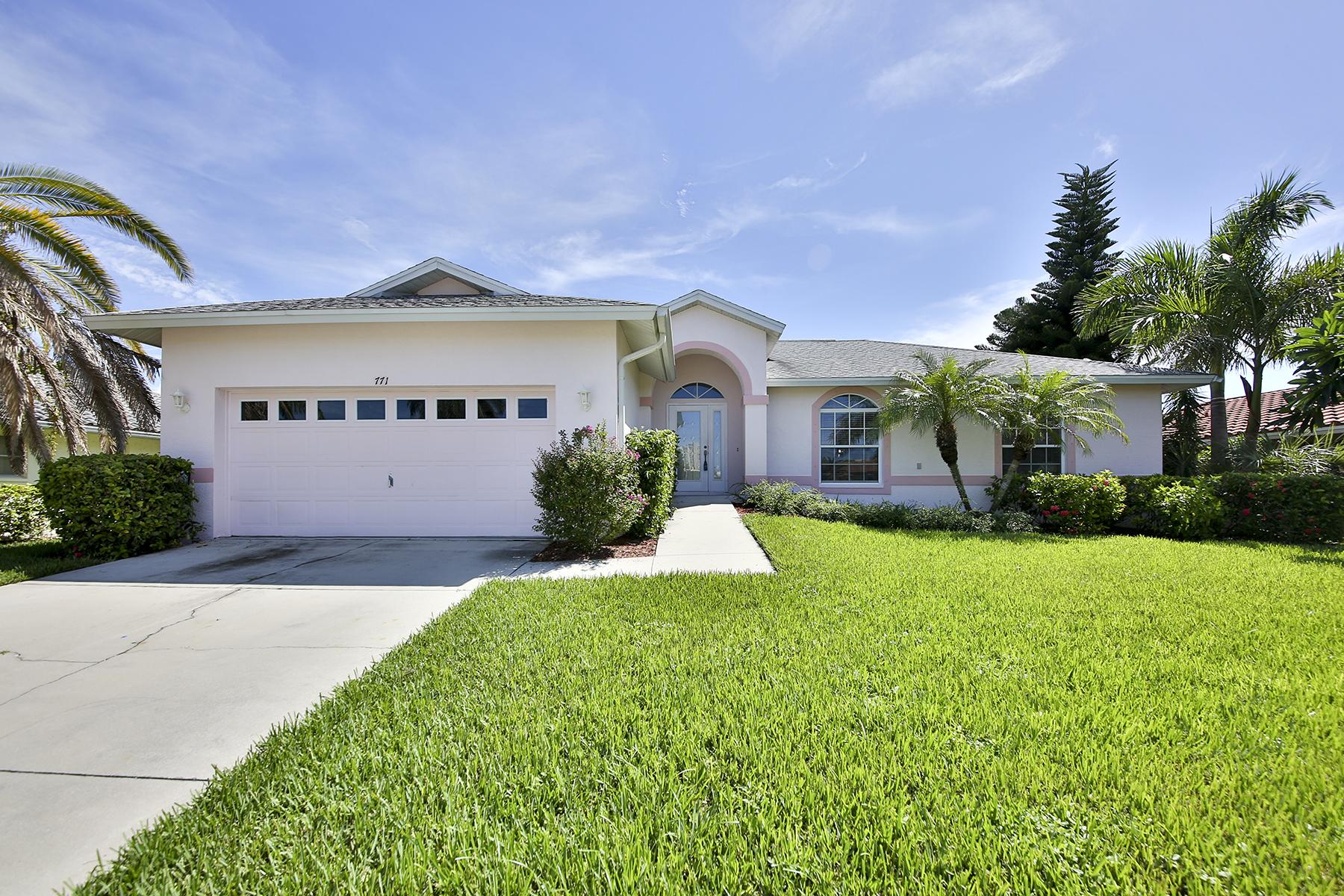 Tek Ailelik Ev için Satış at MARCO ISLAND - AMBER DRIVE 771 Amber Dr Marco Island, Florida 34145 Amerika Birleşik Devletleri