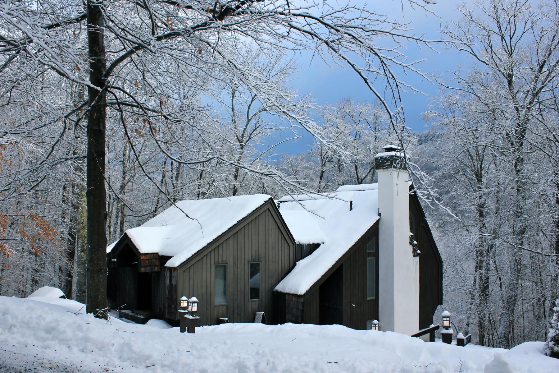 Casa Unifamiliar por un Venta en Crimson Hawk 559 Crimson Hawk Plymouth, Vermont, 05056 Estados Unidos