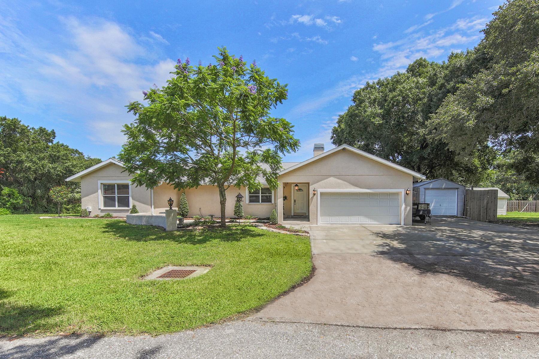 Частный односемейный дом для того Продажа на SOUTH VENICE 264 Oberlin Rd Venice, Флорида, 34293 Соединенные Штаты
