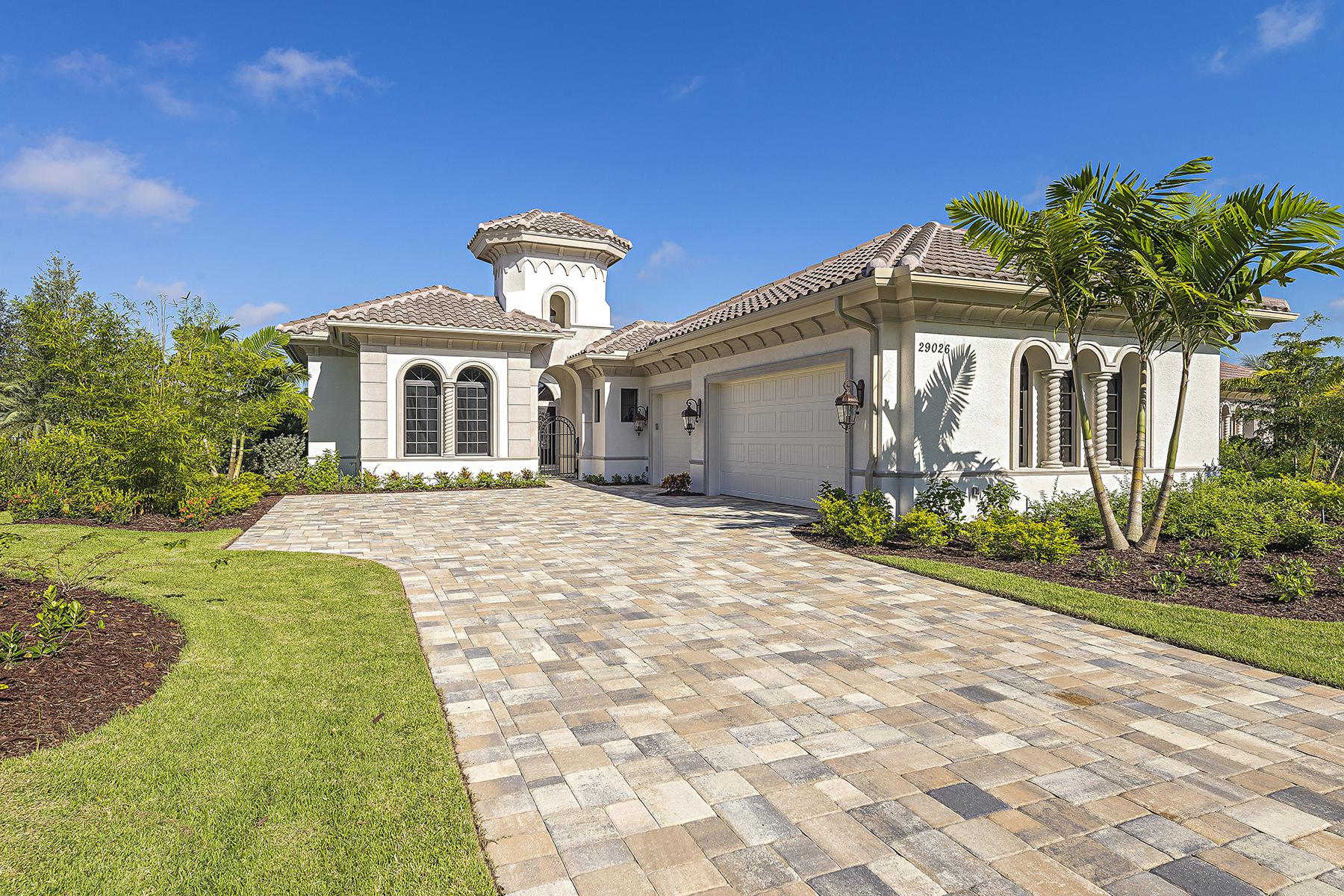 Maison unifamiliale pour l Vente à ESCALA - QUAIL WEST 29026 Blaisdell Dr Naples, Florida 34119 États-Unis