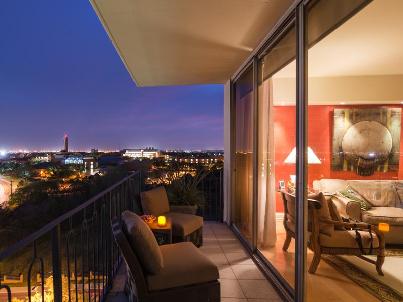Condominium for Sale at Spectacular Condo in Olmos Towers 700 E Hildebrand Ave 902 San Antonio, Texas 78212 United States