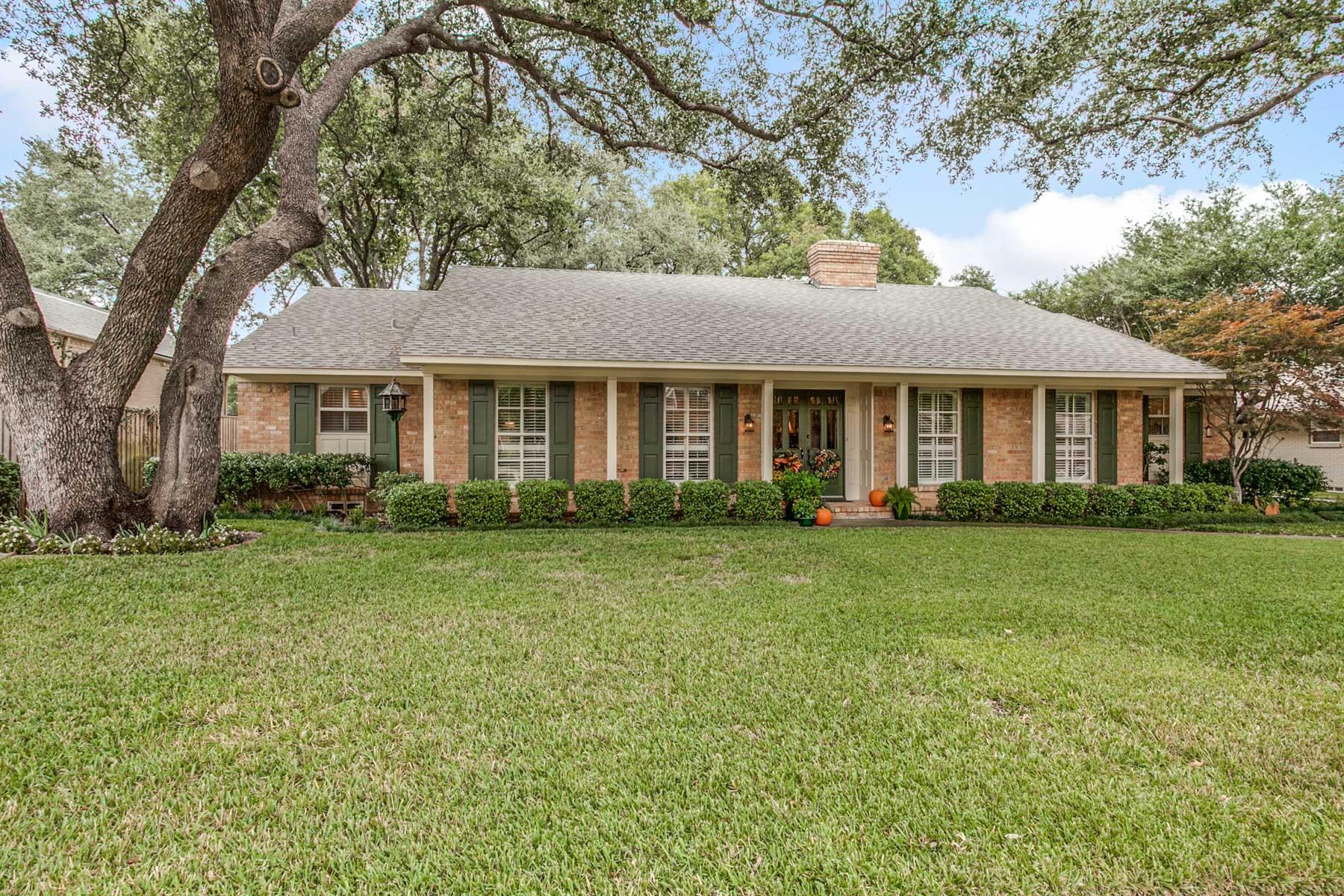 Villa per Vendita alle ore 7131 Lakehurst Avenue, Dallas Dallas, Texas, 75230 Stati Uniti