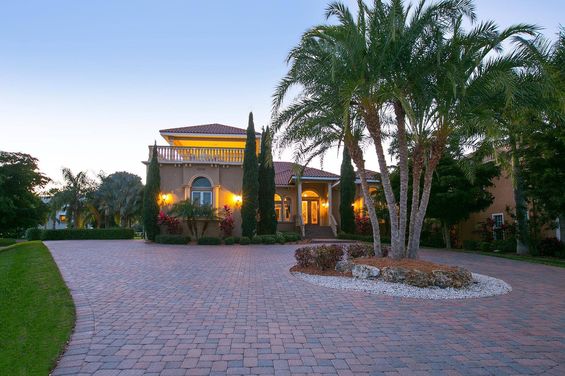 Maison unifamiliale pour l Vente à CORTEZ 12610 Baypointe Terr Bradenton, Florida, 34215 États-Unis