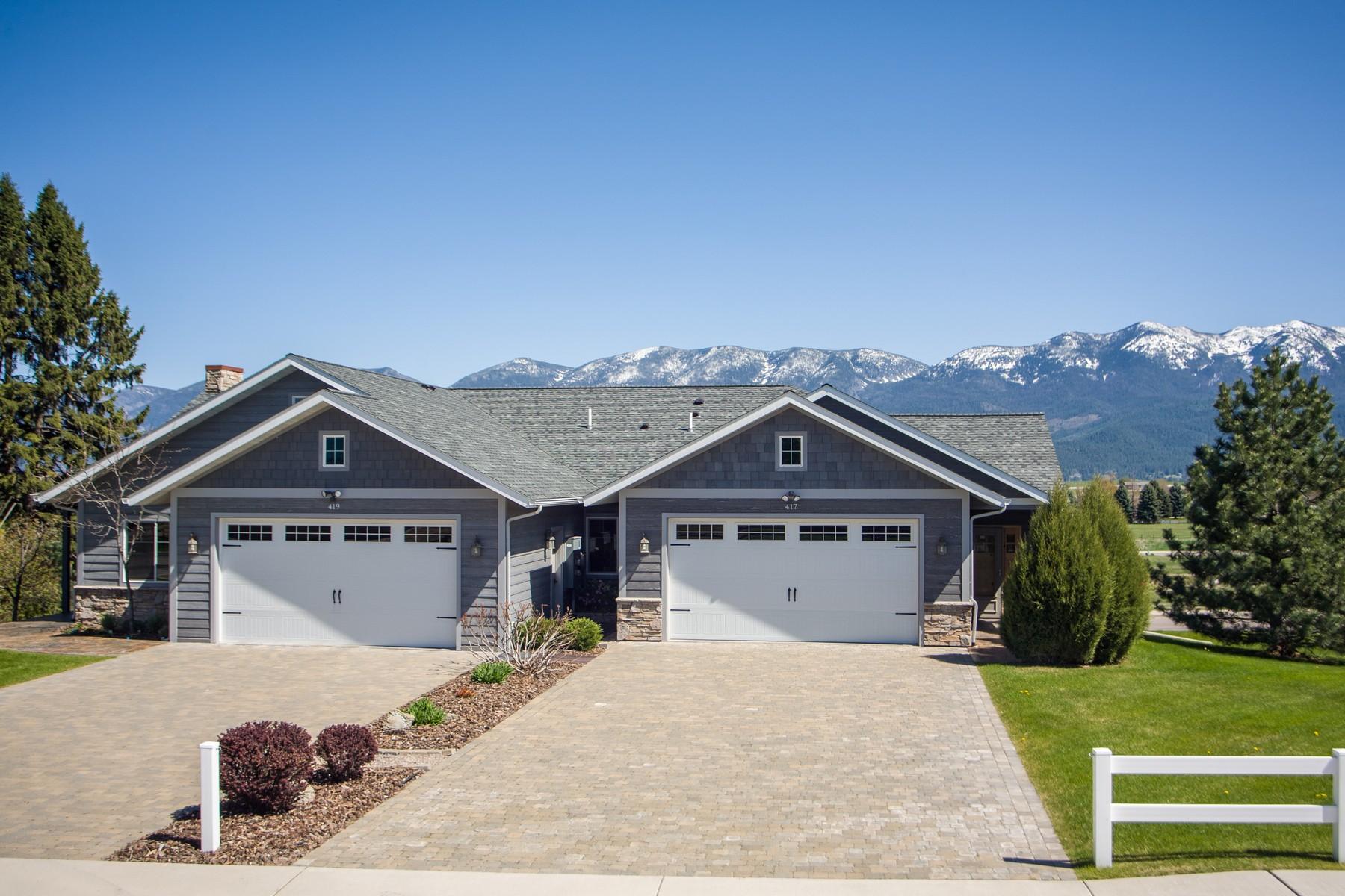 多棟聯建住宅 為 出售 在 Polson 417 Timberwolf Dr Polson, 蒙大拿州, 59860 美國