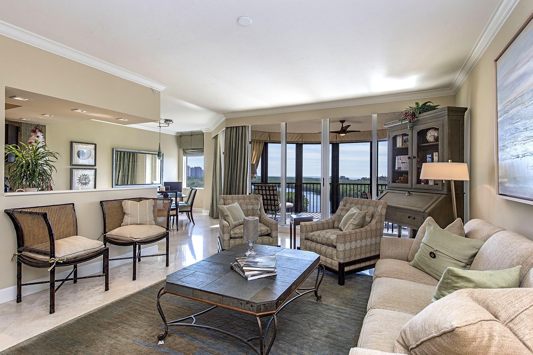 Condominium for Sale at PELICAN BAY - MARQUESA AT BAY COLONY 8990 Bay Colony Dr 602 Naples, Florida 34108 United States