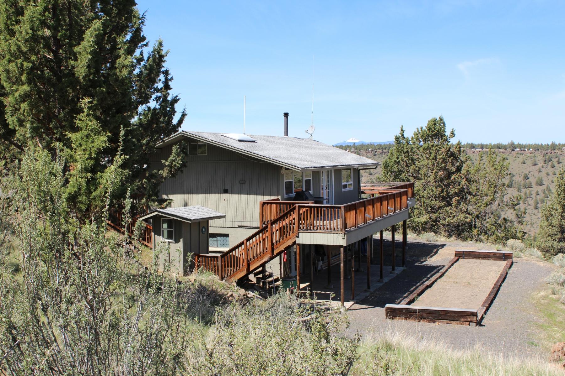 """Einfamilienhaus für Verkauf beim """"Crown Pointe"""" Just Listed 11406 SW Upper Canyon Rim Dr Culver, Oregon, 97734 Vereinigte Staaten"""