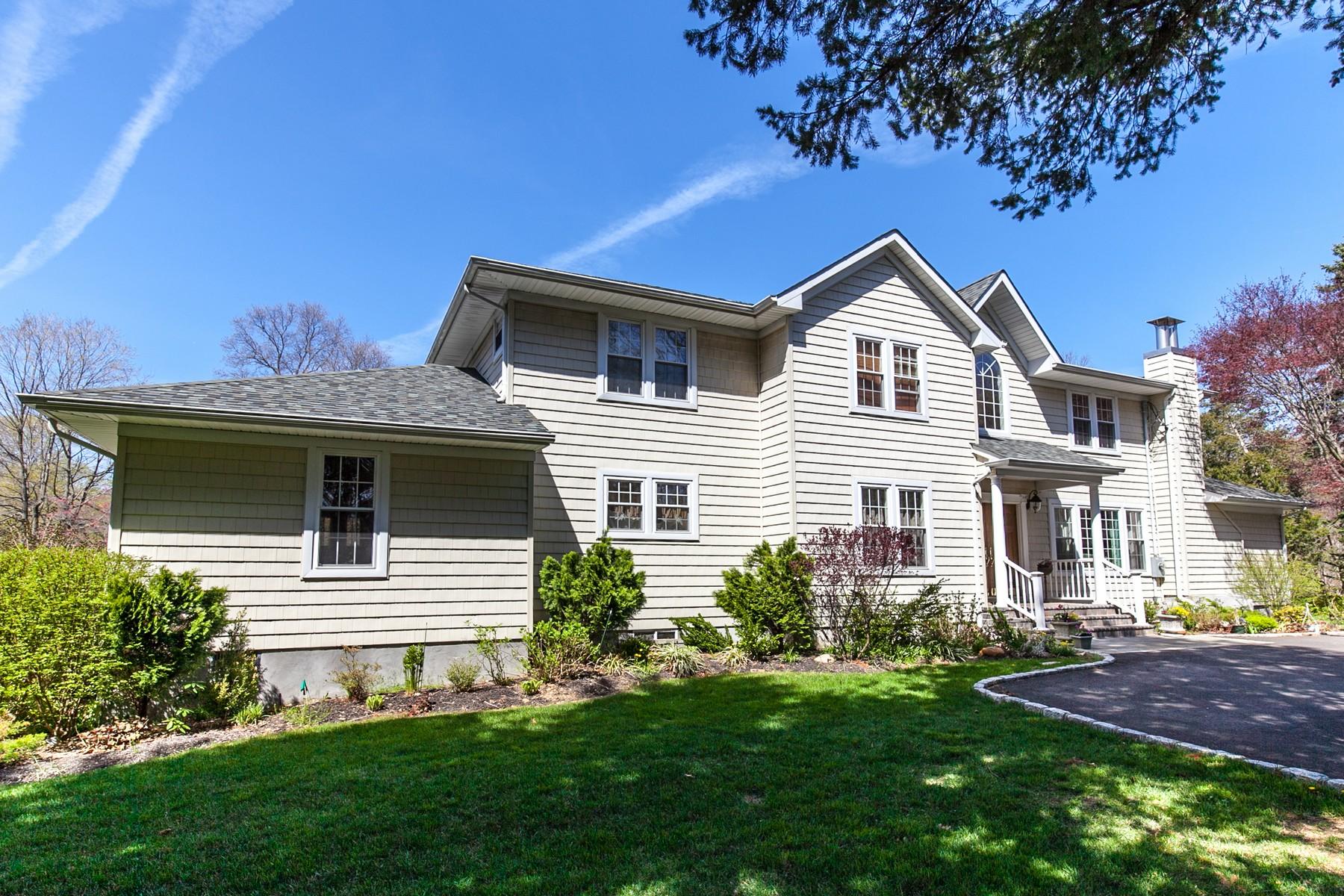 一戸建て のために 売買 アット Colonial 16 Oak Ln Northport, ニューヨーク, 11768 アメリカ合衆国