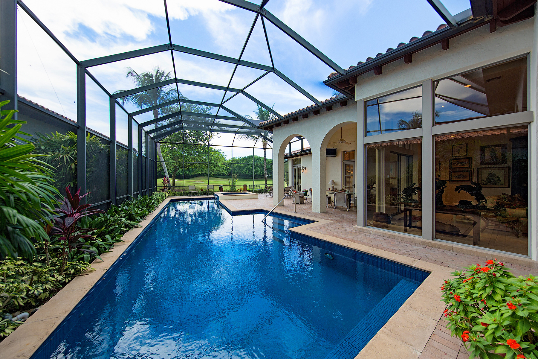 Vivienda unifamiliar por un Venta en 1327 Noble Heron Way , Naples, FL 34105 1327 Noble Heron Way Naples, Florida, 34105 Estados Unidos