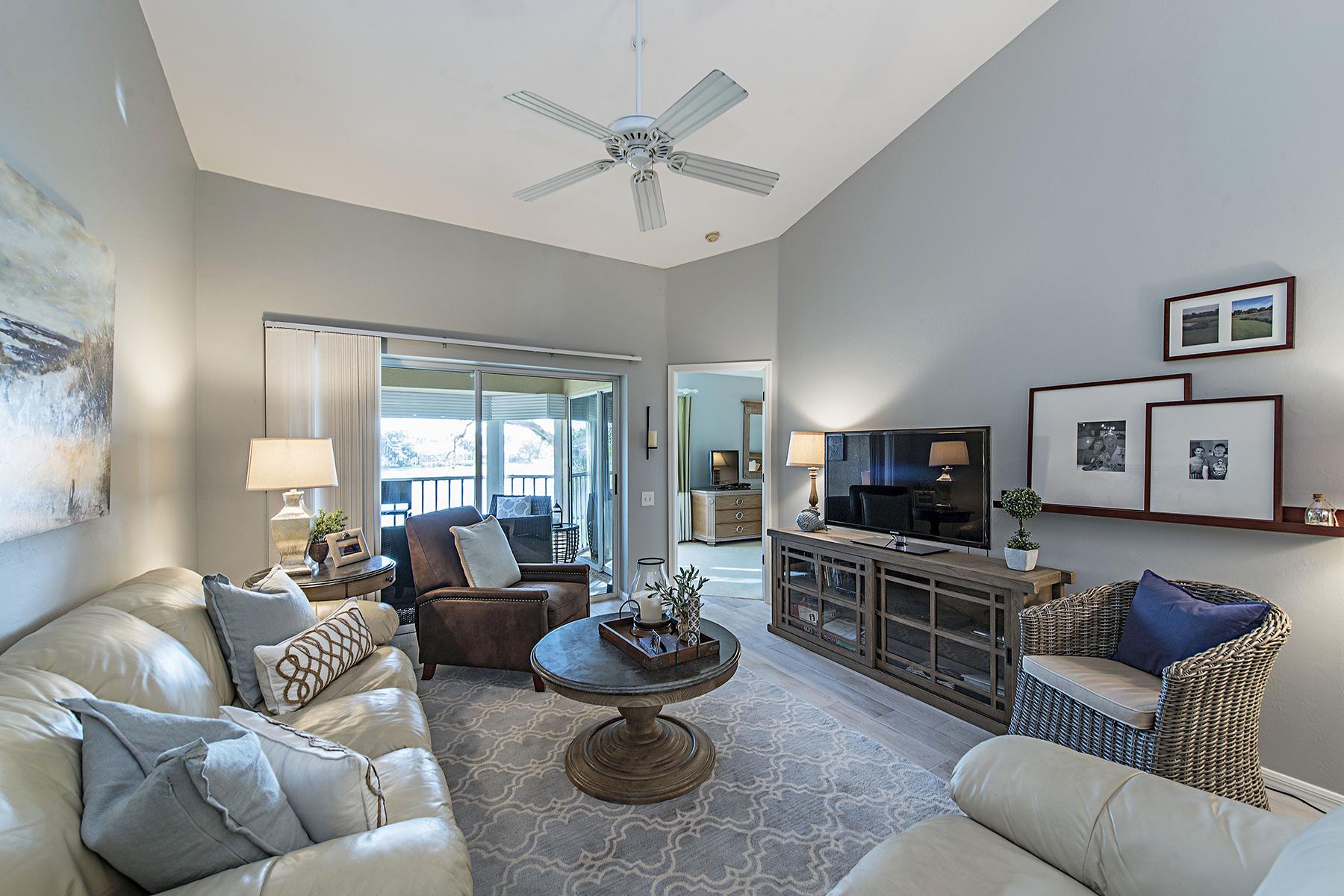 Condominium for Sale at WORTHINGTON 13010 Amberley Ct 212 Bonita Springs, Florida, 34135 United States