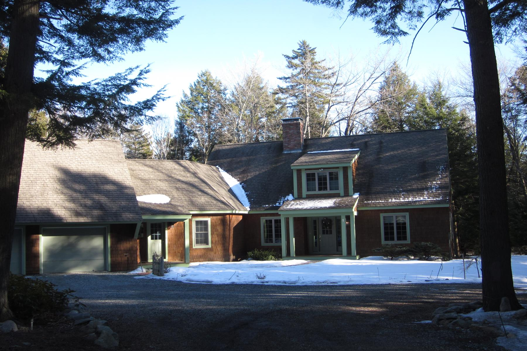 Single Family Home for Sale at 467 Brookside, New London 467 Brookside Dr New London, New Hampshire, 03257 United States