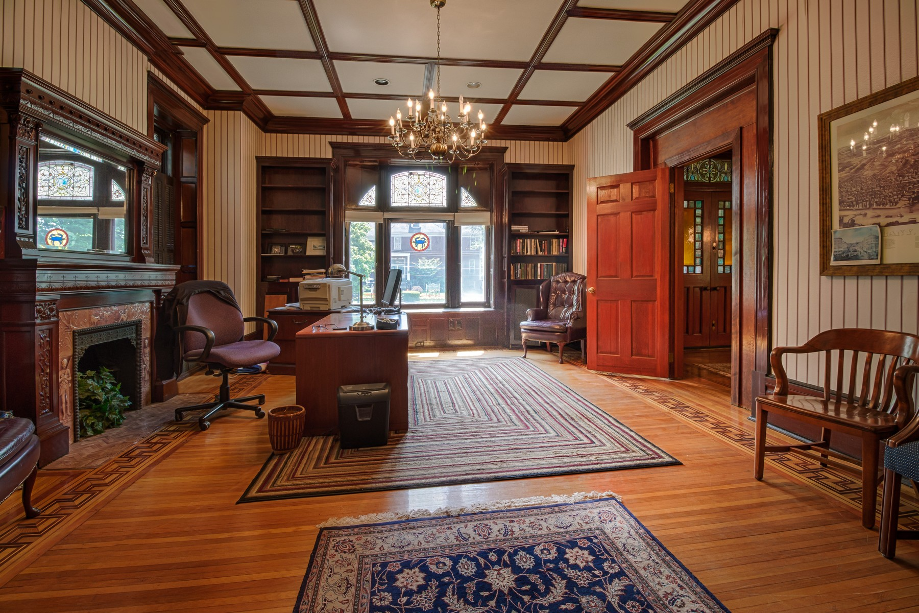 Additional photo for property listing at Finely Built Romanesque Style House 10  Thurlow Ter Albany, New York 12203 États-Unis