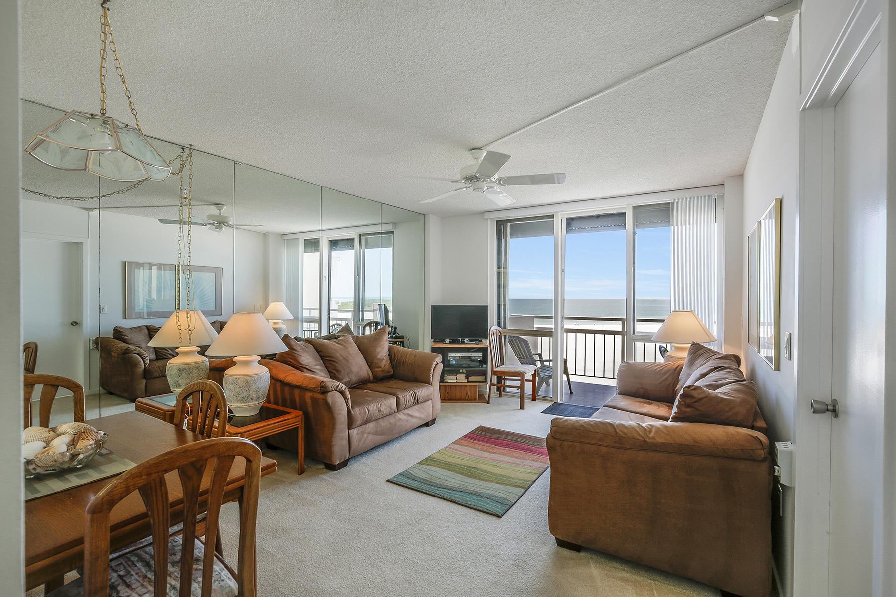Piso por un Venta en MARCO ISLAND - TRADEWINDS 180 Seaview Ct 703 Marco Island, Florida, 34145 Estados Unidos