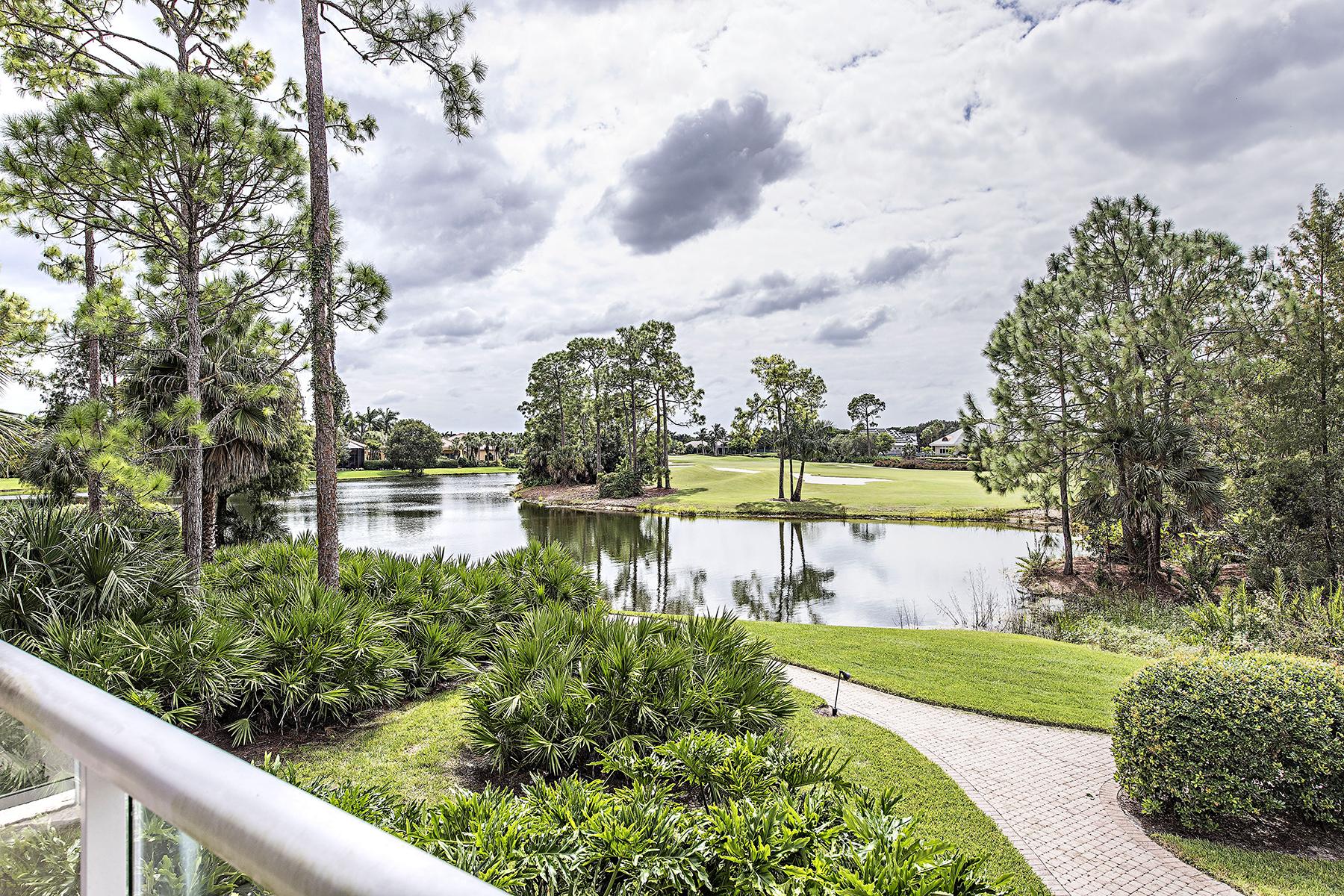 コンドミニアム のために 売買 アット L'Ermitage at Grey Oaks 2630 Grey Oaks Dr N B-15 Grey Oaks, Naples, フロリダ, 34105 アメリカ合衆国