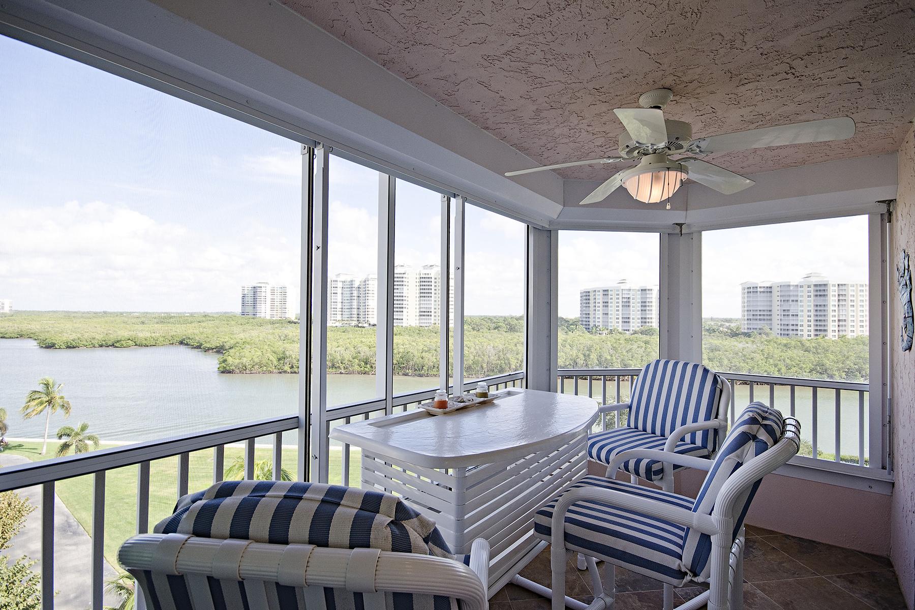 共管式独立产权公寓 为 销售 在 VANDERBILT BEACH - GULF BREEZE 21 Bluebill Ave 606 Naples, 佛罗里达州 34108 美国
