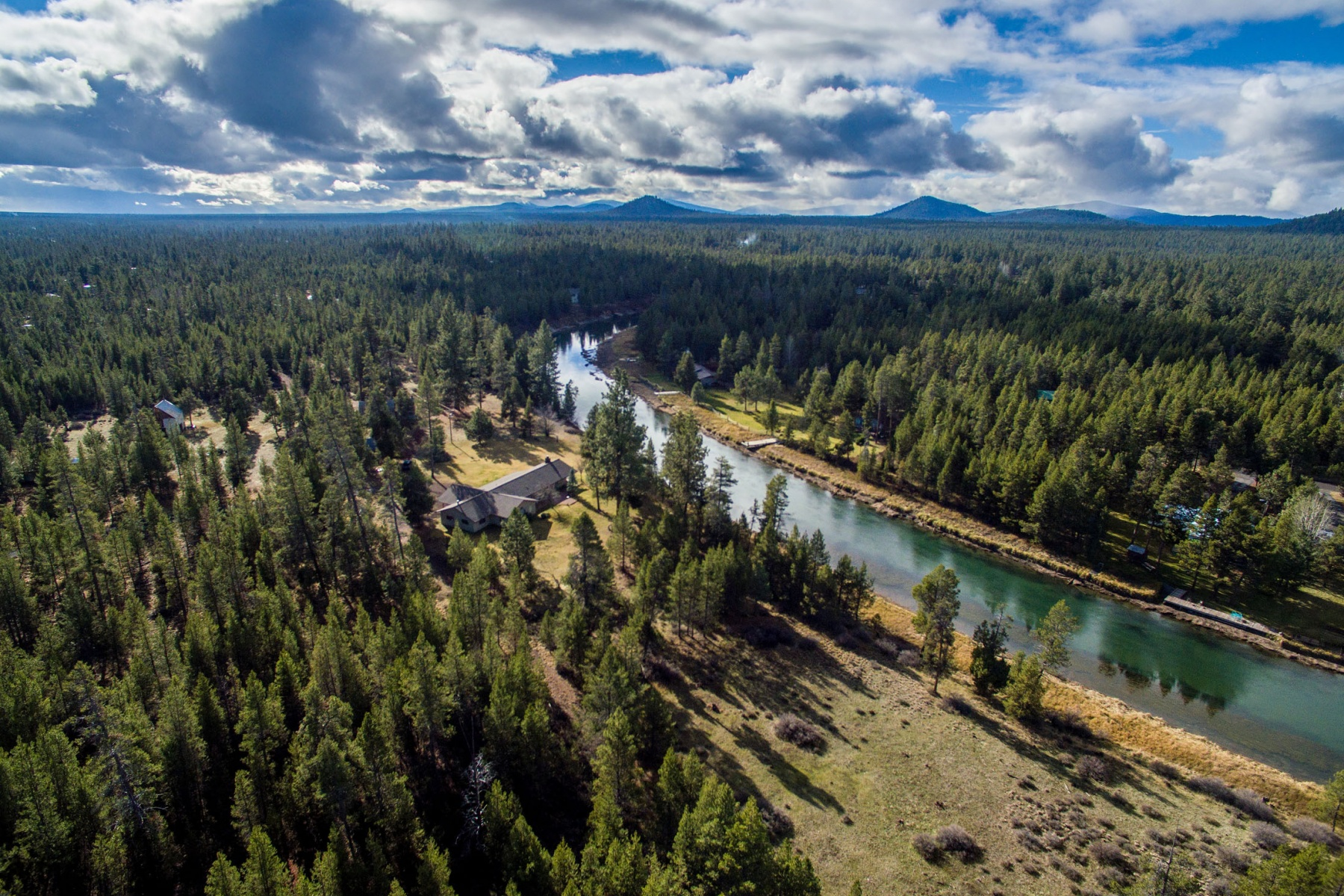 sales property at Deschutes River Frontage