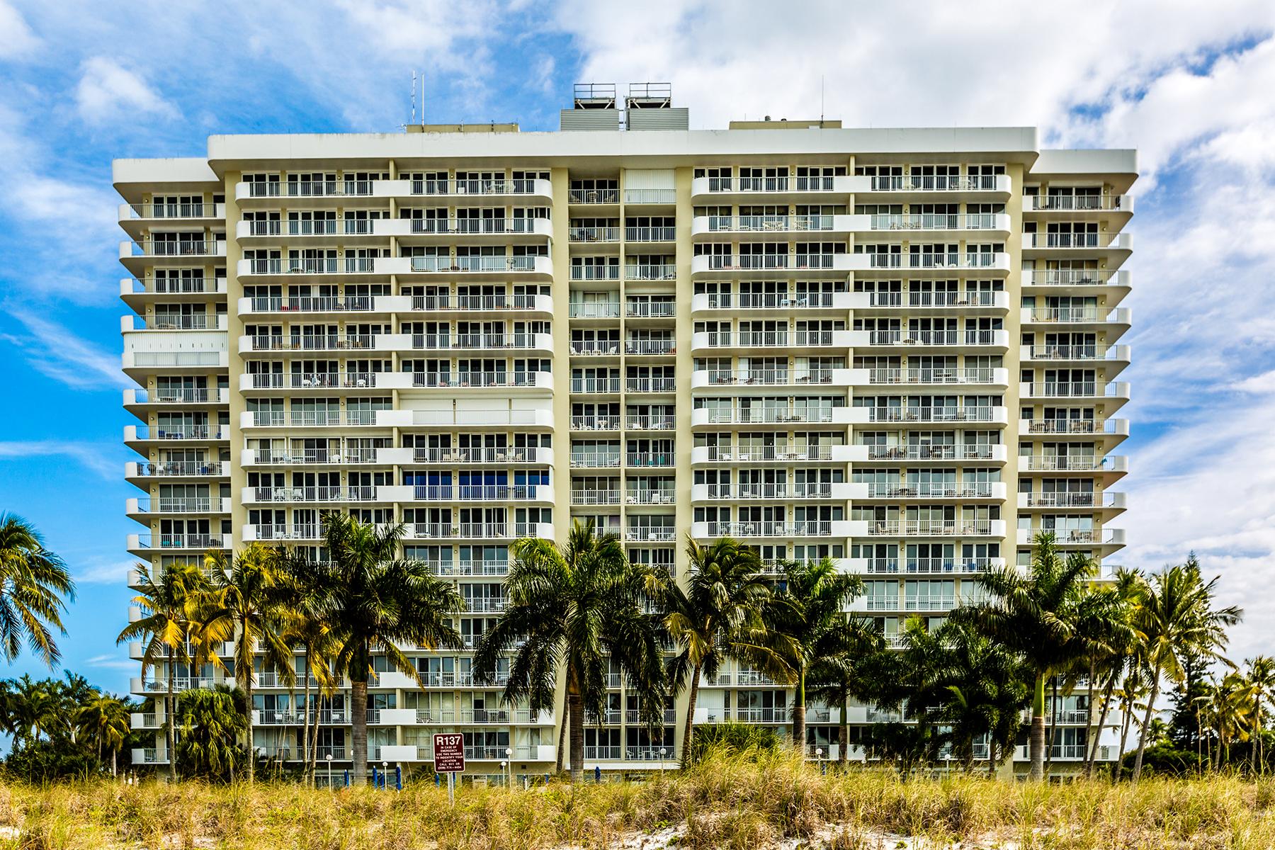 コンドミニアム のために 売買 アット ADMIRALTY HOUSE - ADMIRALTY HOUSE 140 Seaview Ct 1604 N Marco Island, フロリダ, 34145 アメリカ合衆国