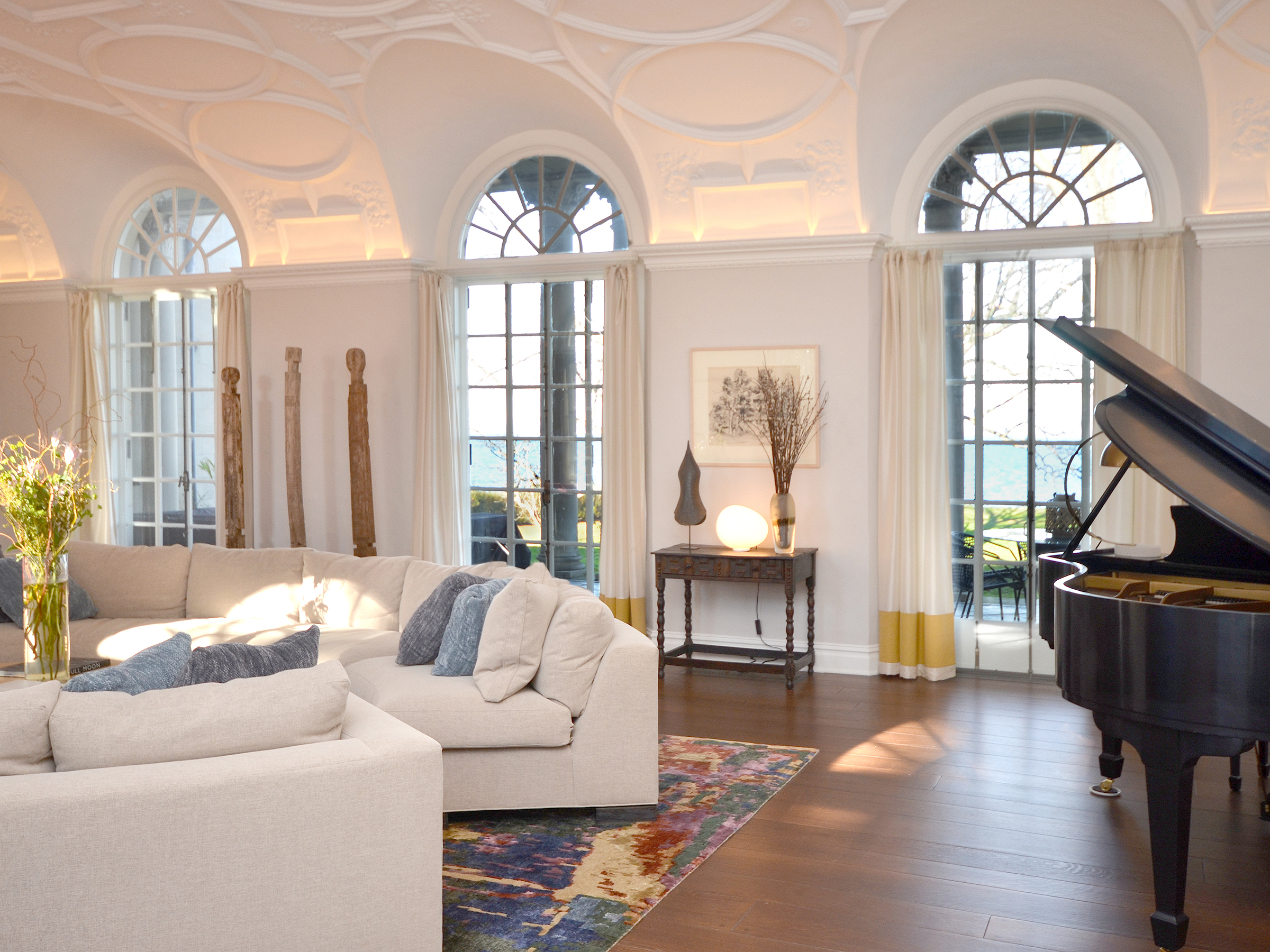 Casa Unifamiliar por un Venta en Estate 235 Middle Neck Rd Sands Point, Nueva York, 11050 Estados Unidos