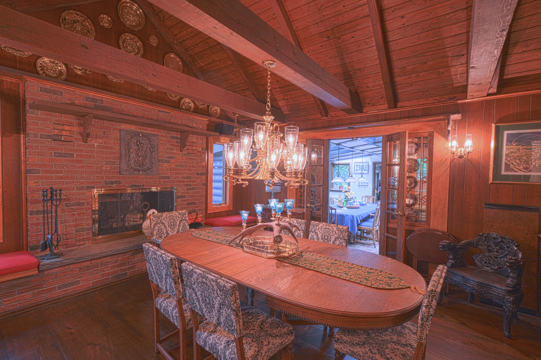 Additional photo for property listing at Awe-Inspiring Mountain Estate 113  Van Rd Lexington, Нью-Йорк 12452 Соединенные Штаты