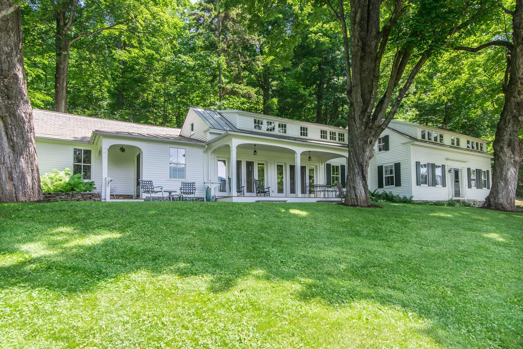 Casa Unifamiliar por un Venta en 209 Maple Hill Lane, Dorset 209 Maple Hill Ln Dorset, Vermont 05251 Estados Unidos