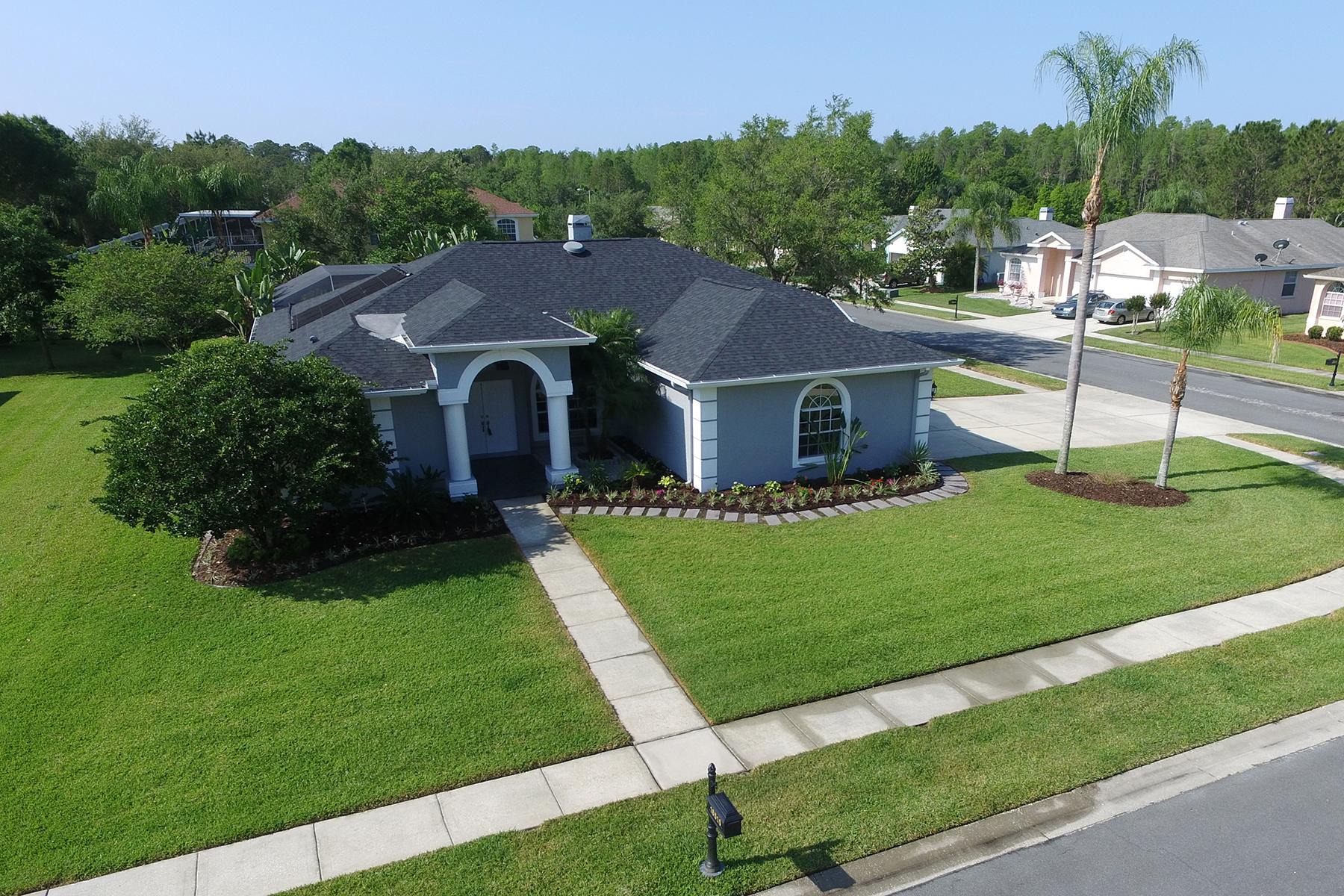 獨棟家庭住宅 為 出售 在 CALUSA TRACE 18510 Bittern Ave Lutz, 佛羅里達州, 33558 美國