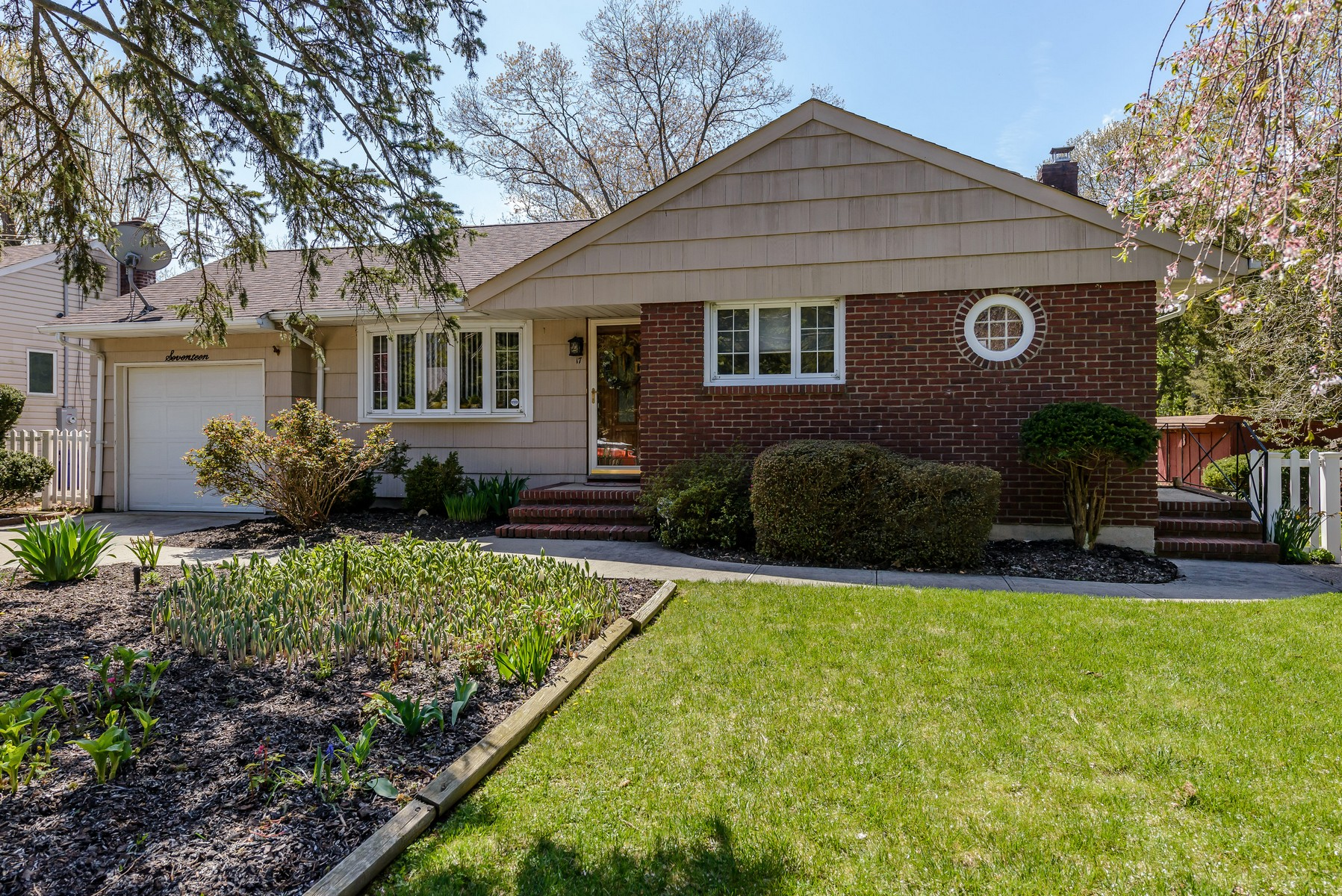 Single Family Home for Sale at Ranch 17 Lebkamp Ave Huntington, New York, 11743 United States