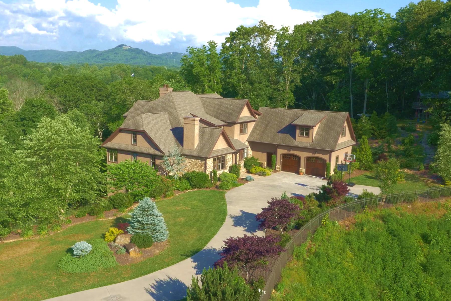 Single Family Home for Sale at ALEXANDER 25 Olivia Cir Alexander, North Carolina, 28701 United States