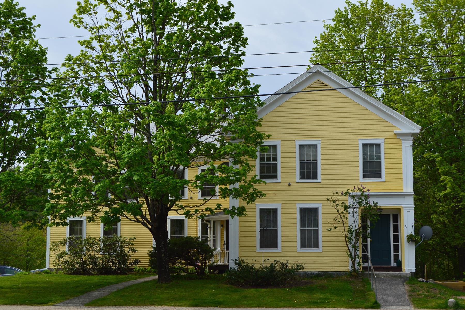 Maison avec plusieurs logements pour l Vente à 3 Main St, Warner Warner, New Hampshire, 03278 États-Unis