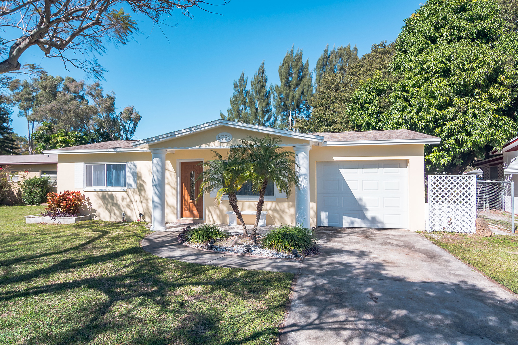 Single Family Home for Sale at ST PETERSBURG 5751 15th Ave N St. Petersburg, Florida, 33710 United States