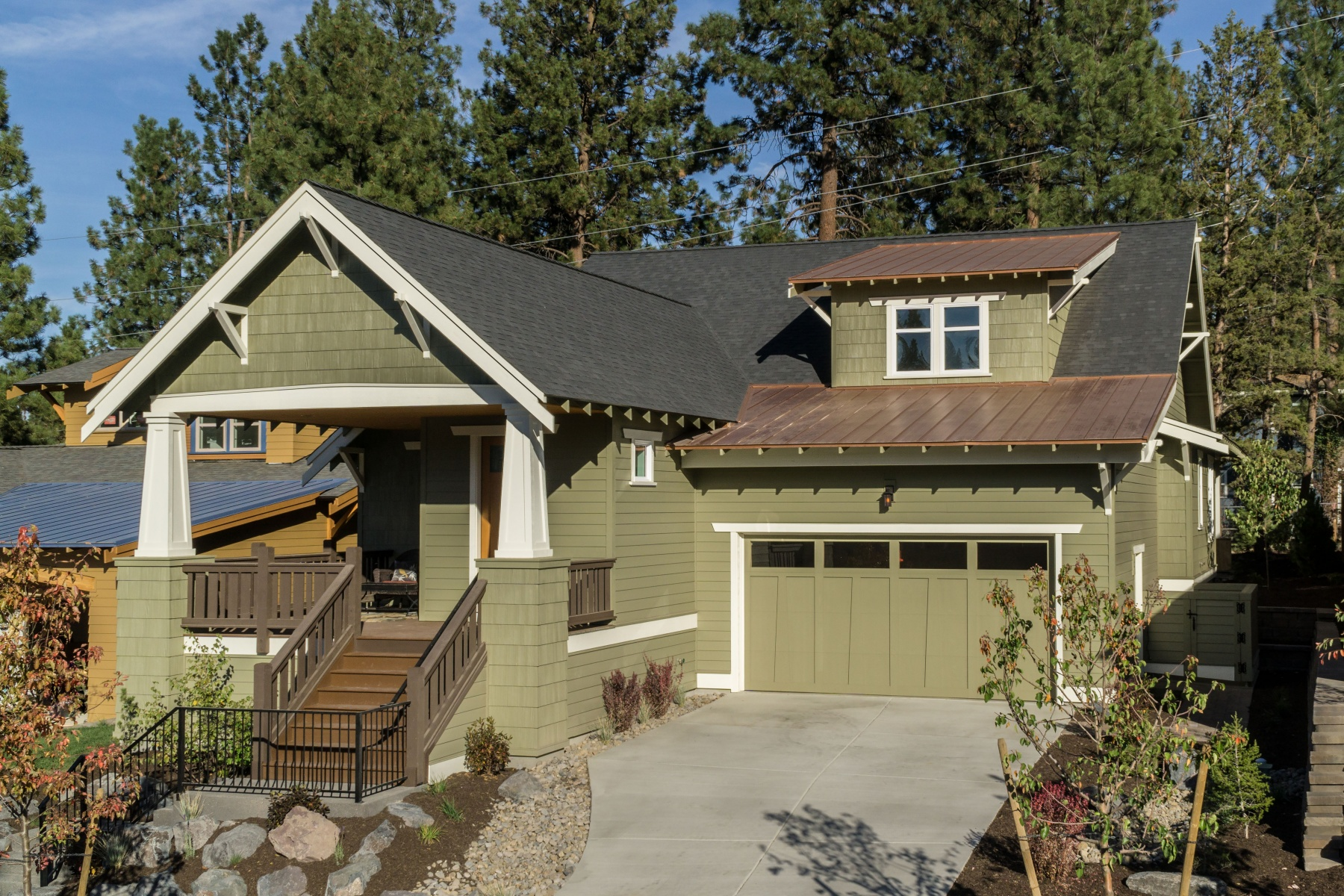 Single Family Home for Sale at 1124 NW 18th, BEND 1124 NW 18th St Bend, Oregon, 97701 United States
