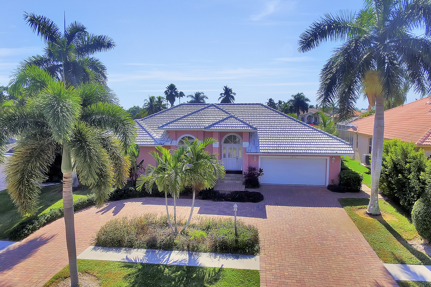 sales property at MARCO ISLAND - WINTERBERRY DRIVE