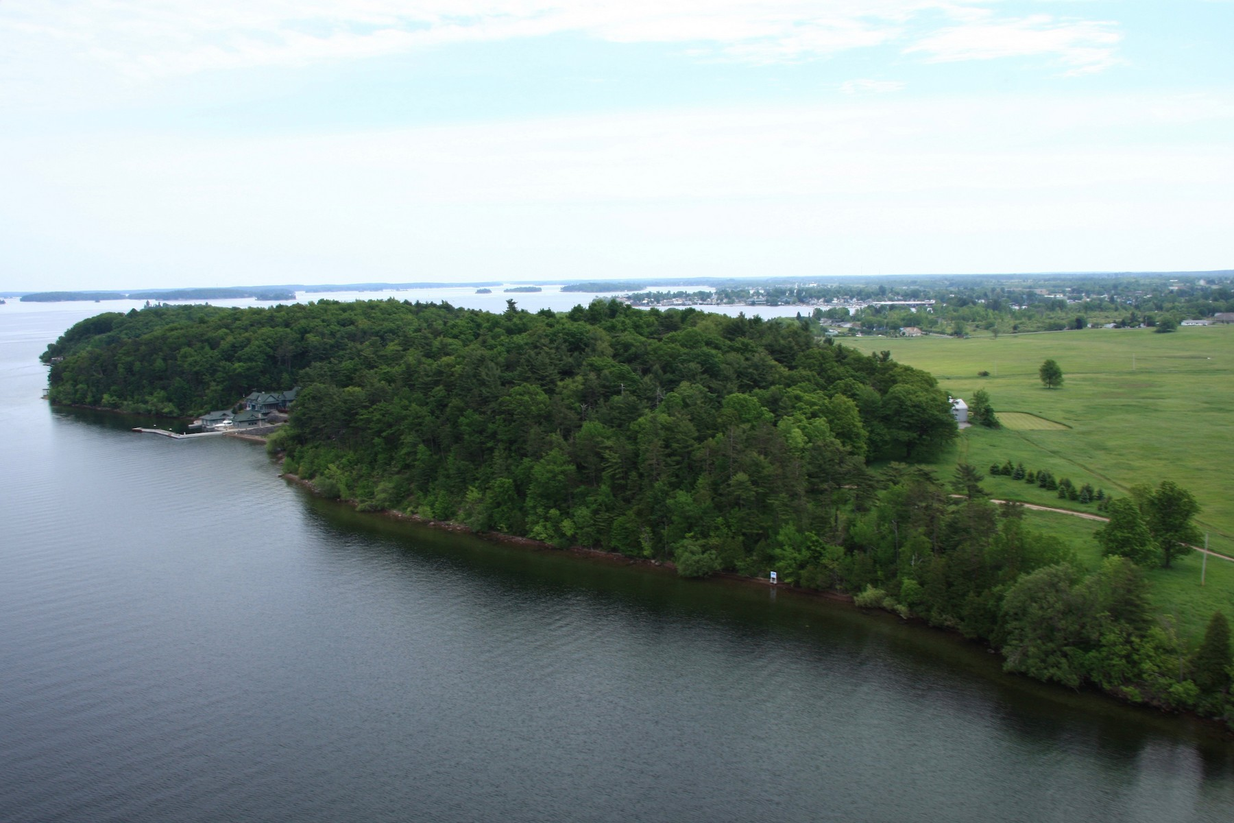 Additional photo for property listing at Waterfront Acreage 0  Dalton Ln Lot 1 Clayton, Нью-Йорк 13624 Соединенные Штаты