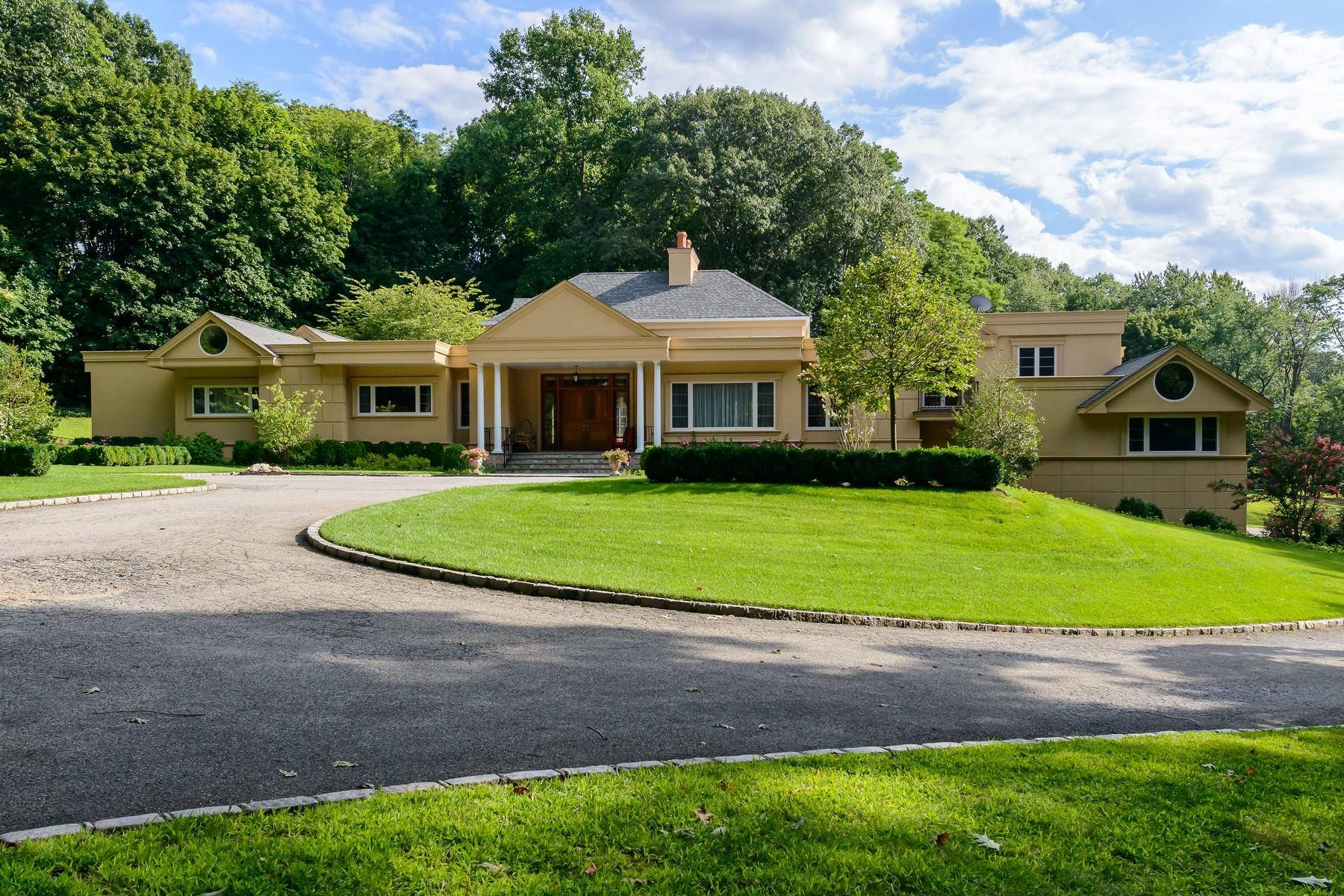 Casa para uma família para Venda às Tuckaway Lattingtown, Nova York 11560 Estados Unidos