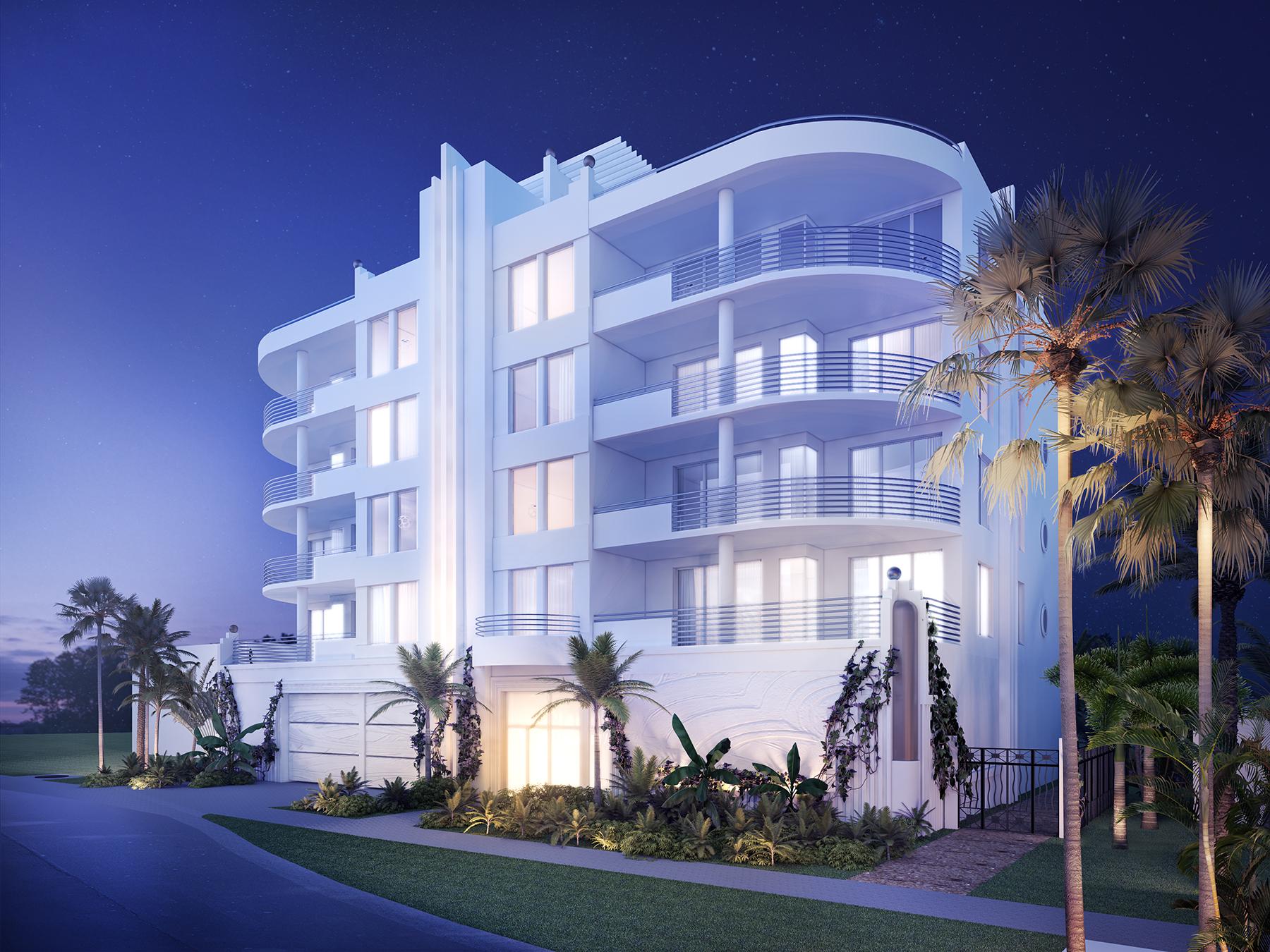 共管式独立产权公寓 为 销售 在 GOLDEN GATE POINT 609 Golden Gate Pt 402 4 萨拉索塔, 佛罗里达州, 34236 美国