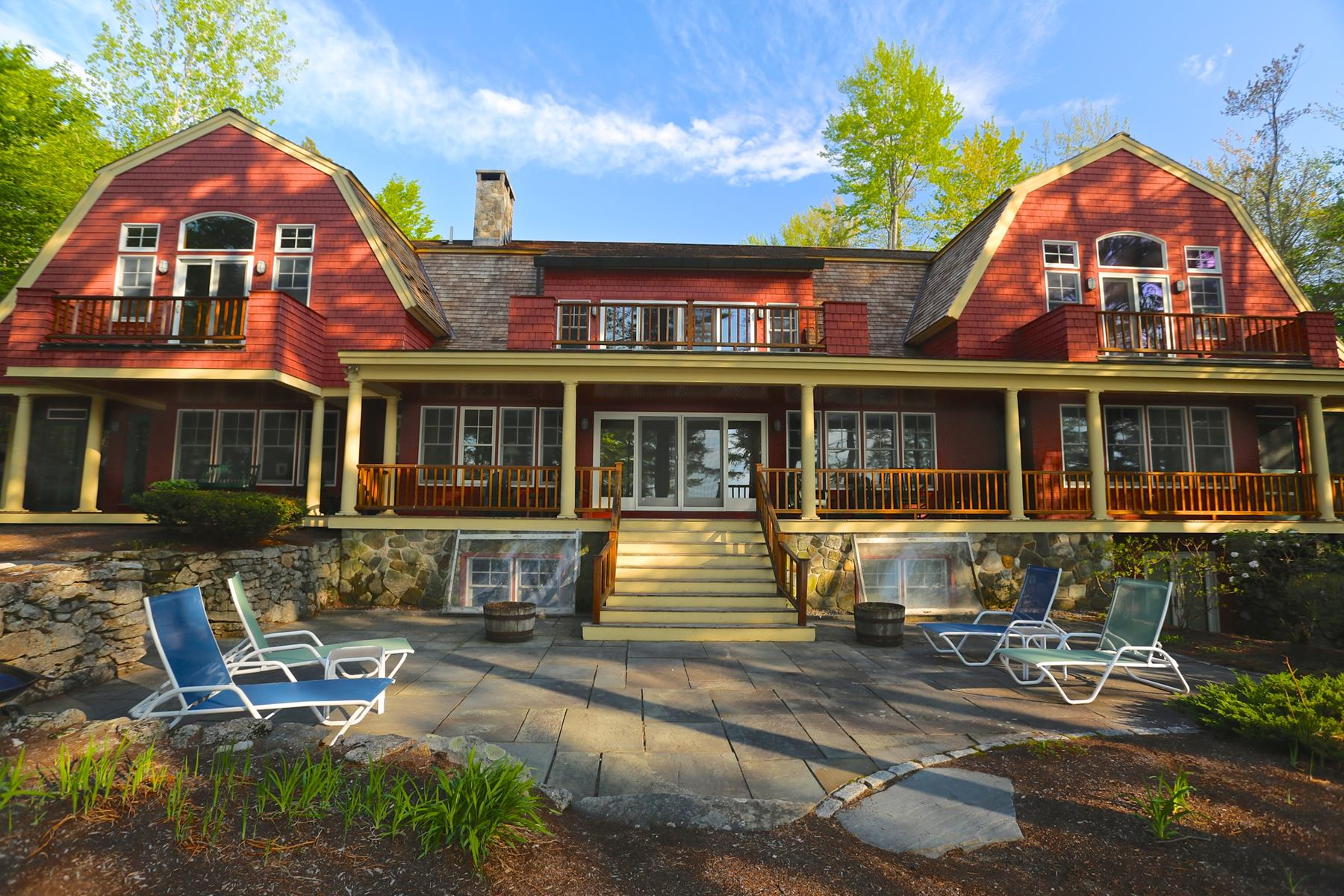Single Family Home for Sale at 206 Bowles Road, Newbury 206 Bowles Rd Newbury, New Hampshire, 03255 United States