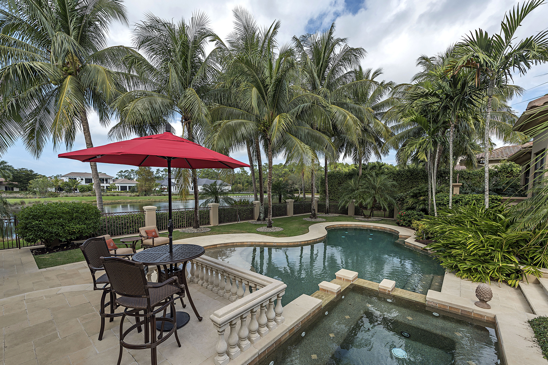 Single Family Home for Sale at 1425 Nighthawk Pt , Naples, FL 34105 1425 Nighthawk Pt Naples, Florida, 34105 United States