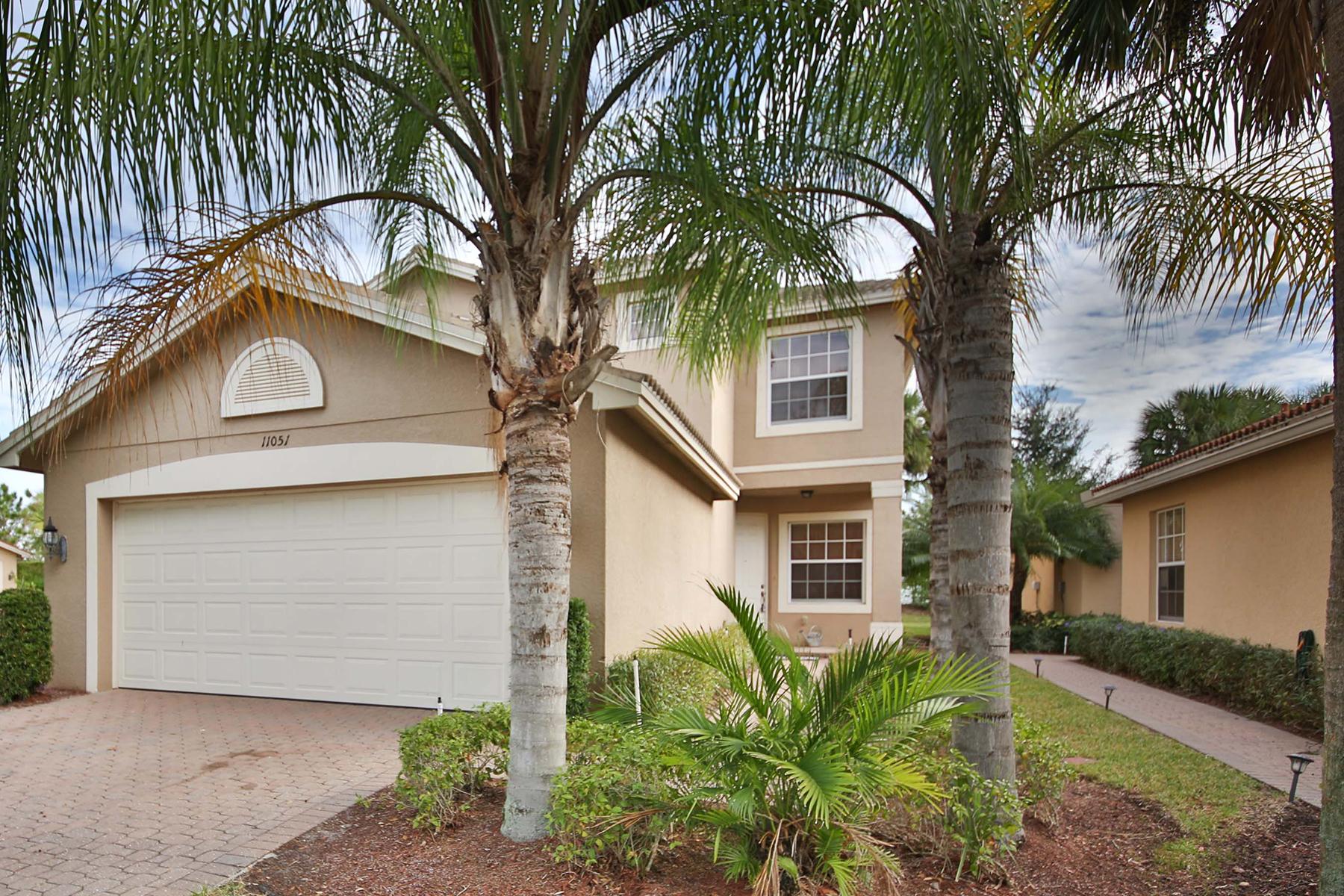 Tek Ailelik Ev için Satış at BOTANICA LAKES 11051 Lancewood St Fort Myers, Florida, 33913 Amerika Birleşik Devletleri