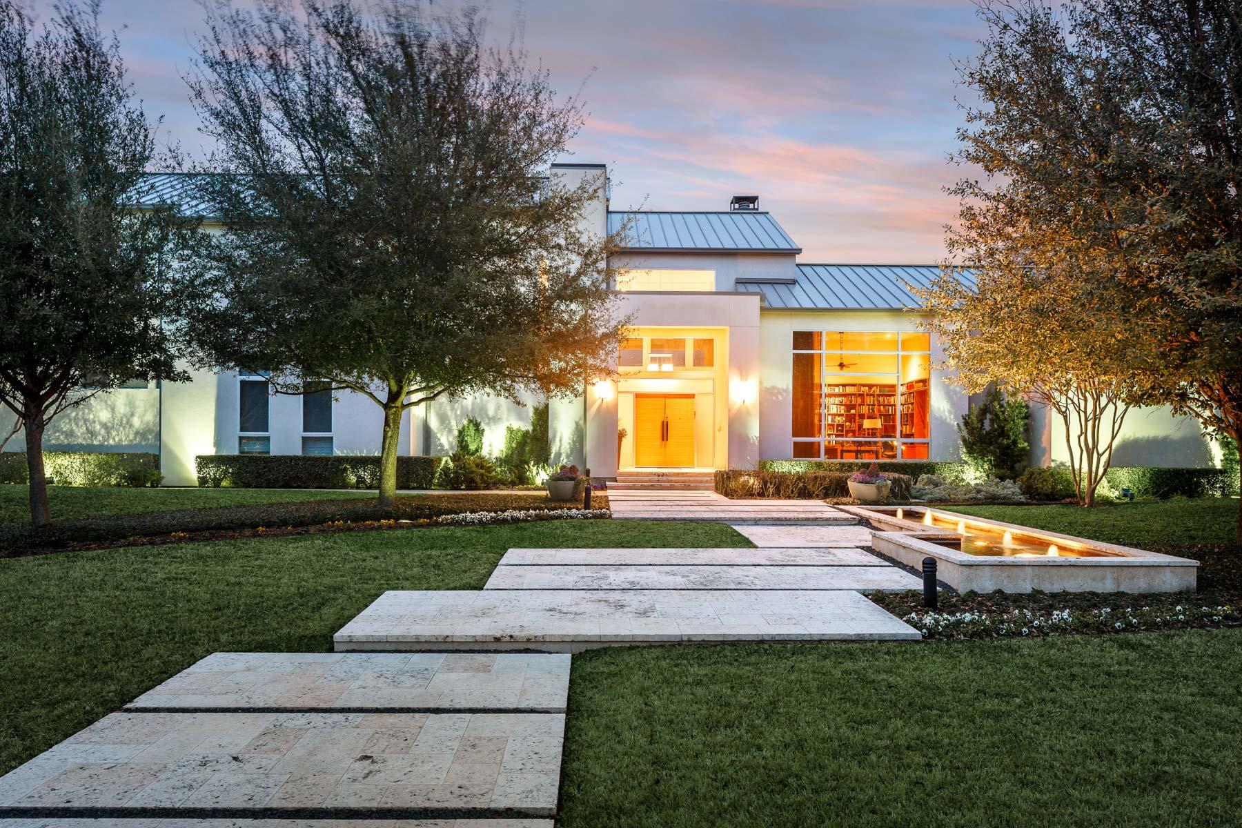 Частный односемейный дом для того Продажа на 4851 Harrys Lane, Dallas 4851 Harrys Ln Dallas, Техас, 75229 Соединенные Штаты