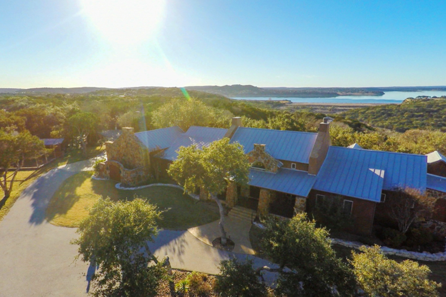 Farm / Ranch / Plantation for Sale at Extraordinary Property in Canyon Lake 15883 South Access Rd Canyon Lake, Texas 78133 United States