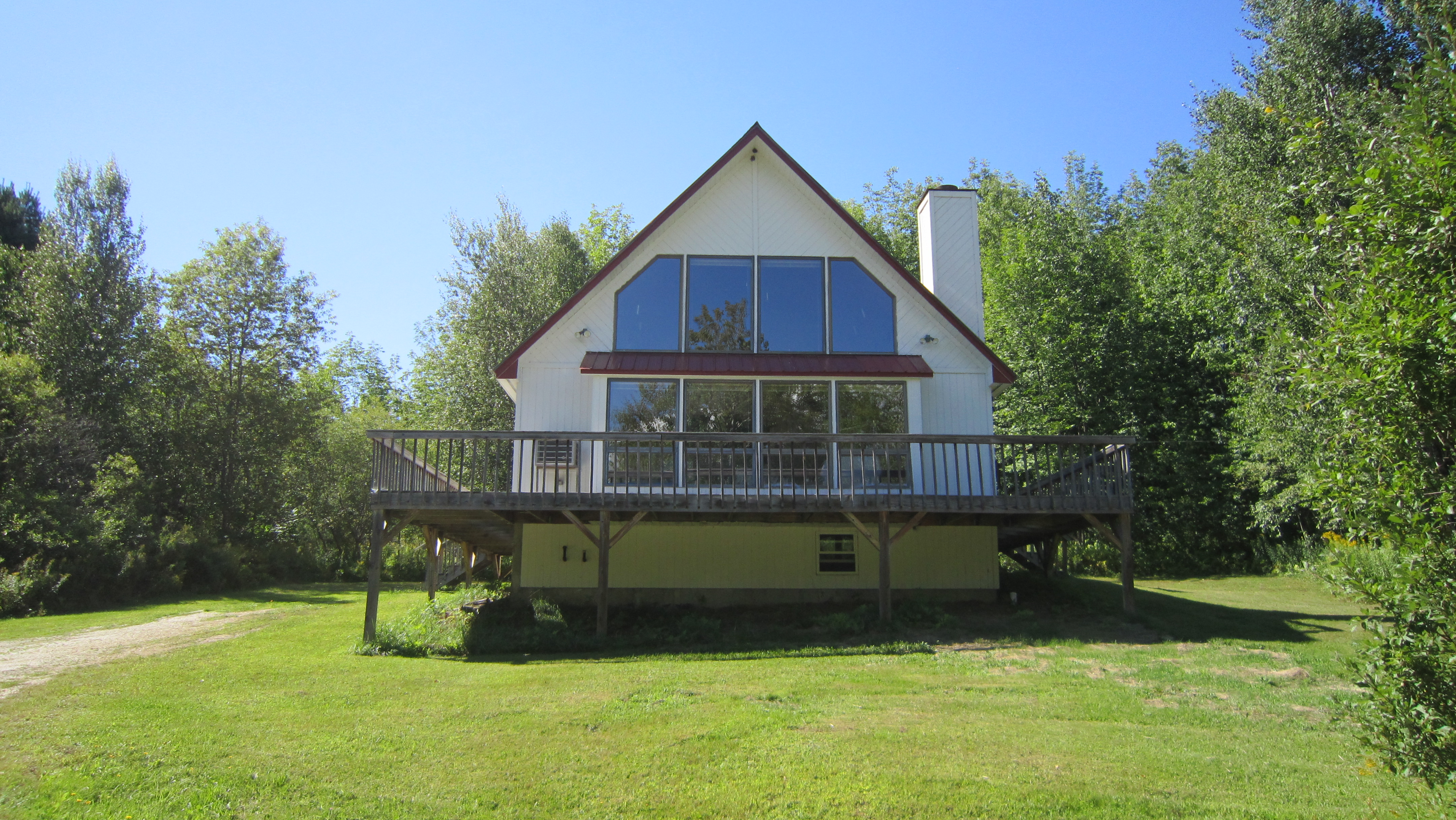 Casa Unifamiliar por un Venta en Mountain View Country Home 698 South Hill Rd Ludlow, Vermont, 05149 Estados Unidos