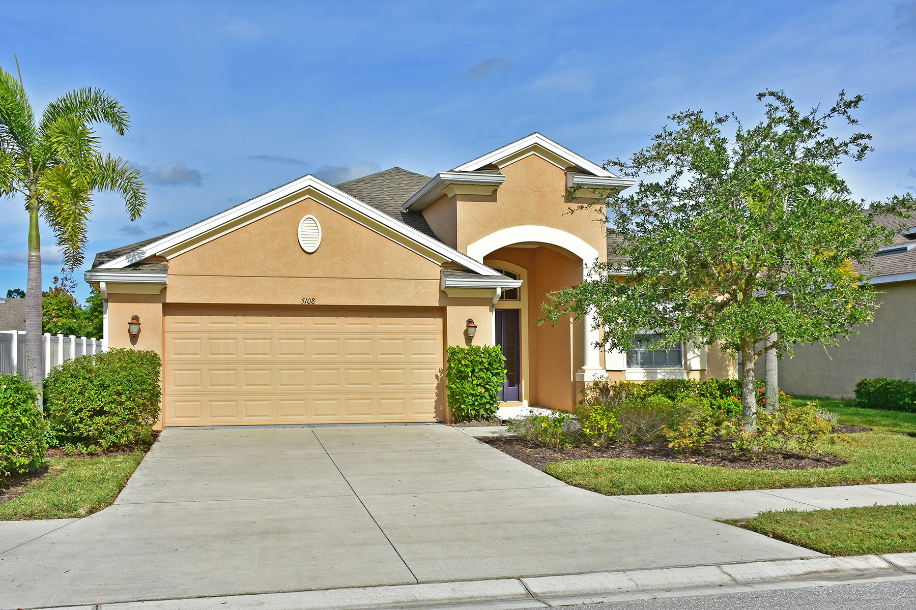 Single Family Home for Sale at PALMETTO 5108 72nd St E Palmetto, Florida 34221 United States