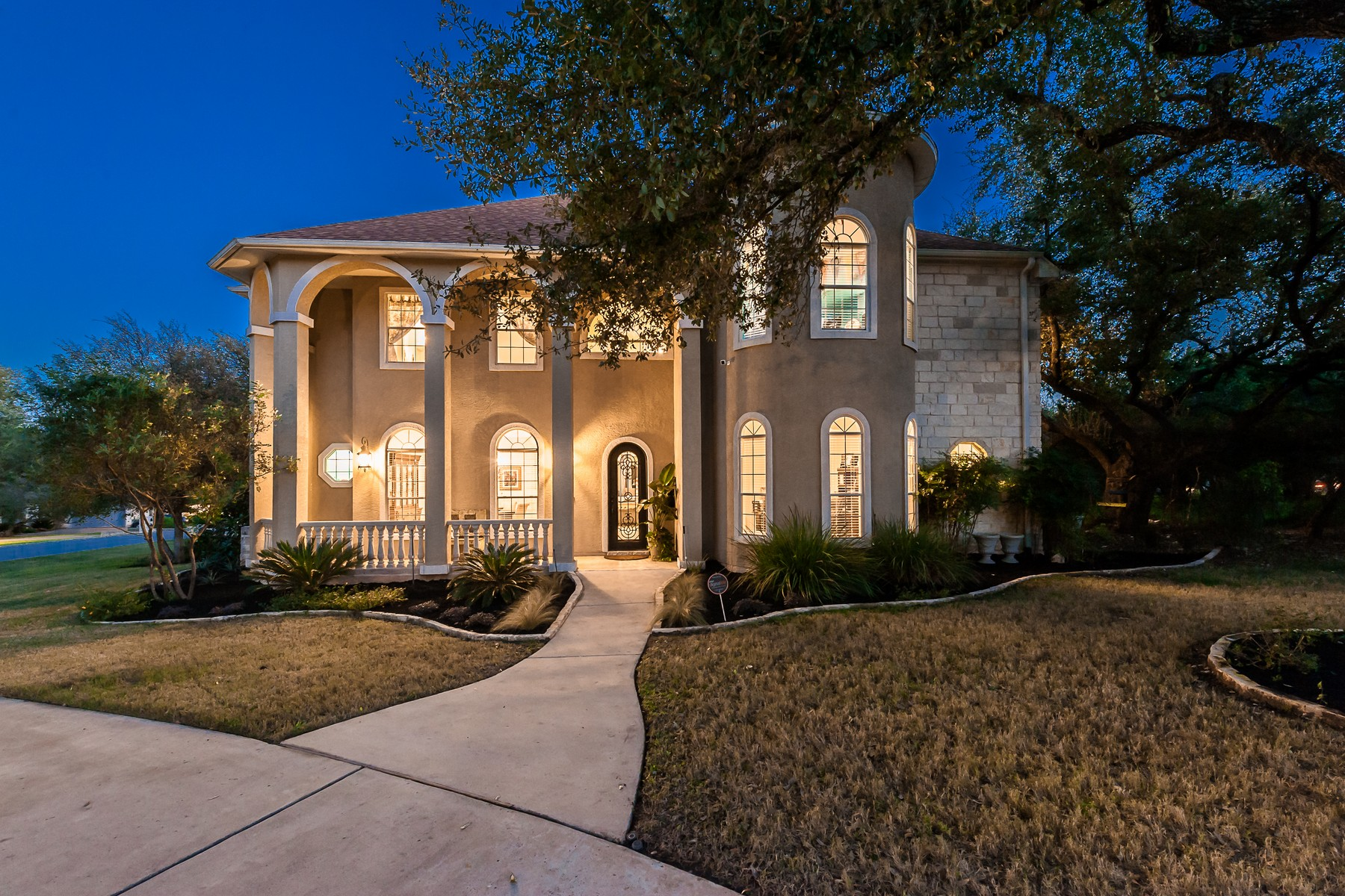 Single Family Home for Sale at Abundant Living in Lakeway 926 Vanguard St Lakeway, Texas, 78734 United States