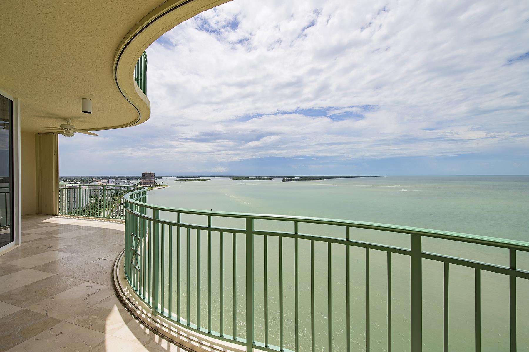 Condominio per Vendita alle ore CAPE MARCO - BELIZE 970 Cape Marco Dr 1504 Marco Island, Florida 34145 Stati Uniti