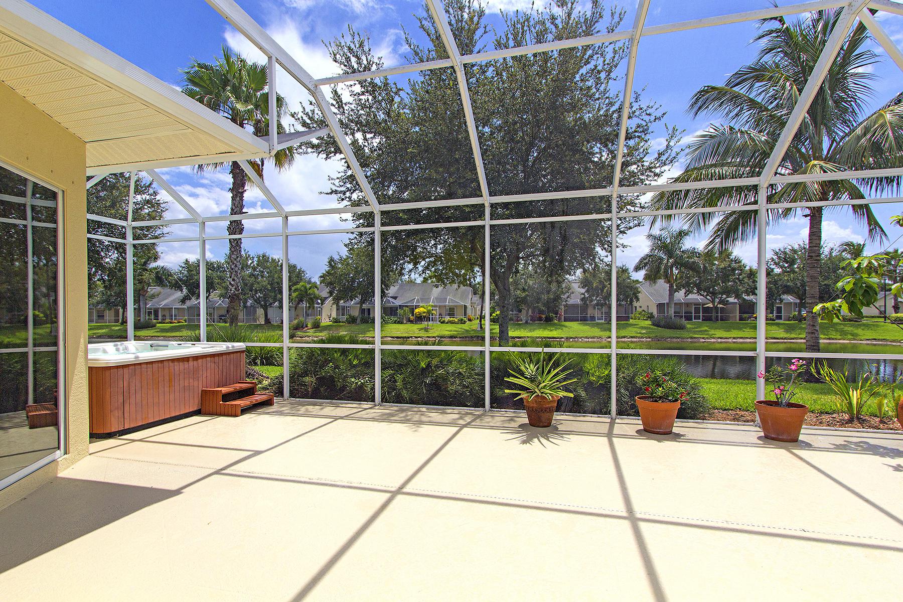 Частный односемейный дом для того Продажа на 8098 Tauren Ct , Naples, FL 34119 8098 Tauren Ct Naples, Флорида, 34119 Соединенные Штаты