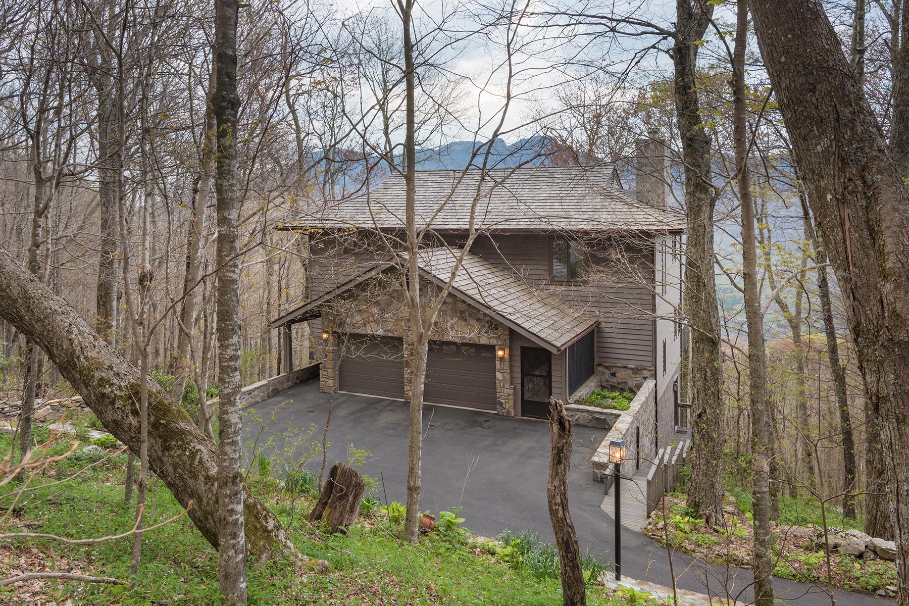 Maison unifamiliale pour l Vente à LINVILLE RIDGE 213 Ridge Drive 2 Linville, Carolina Du Nord 28646 États-Unis