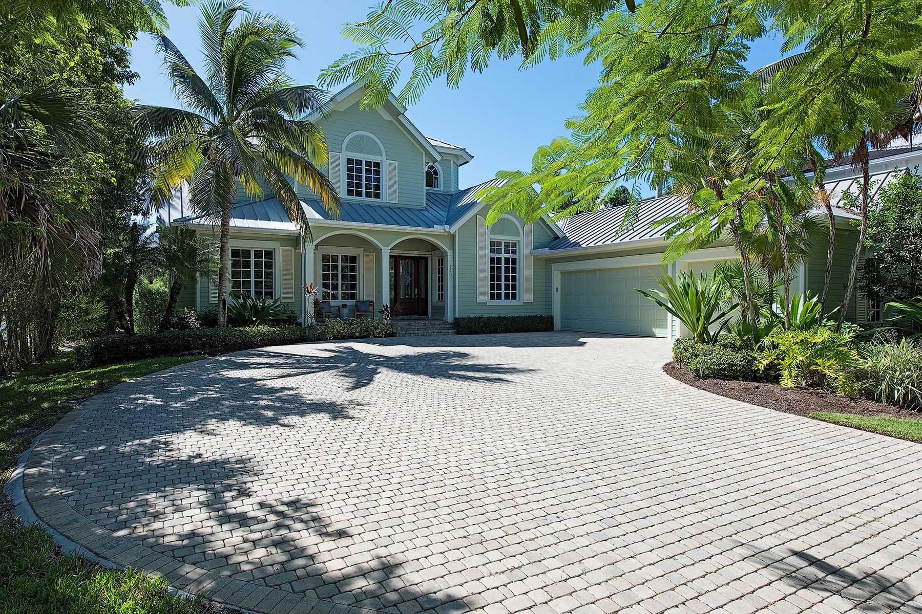 一戸建て のために 売買 アット OLD NAPLES 140 7th Ave N Naples, フロリダ, 34102 アメリカ合衆国