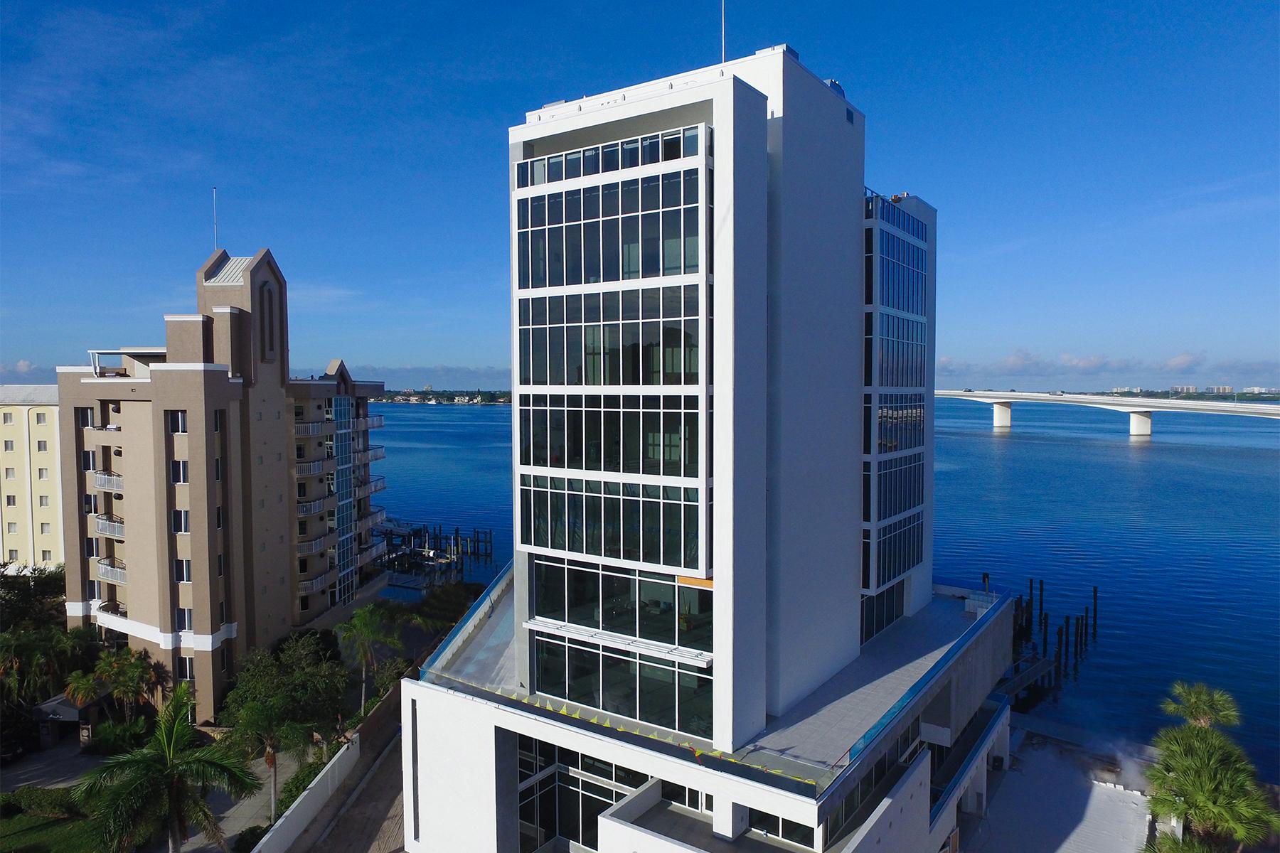 Condominio per Vendita alle ore AQUA 280 Golden Gate Pt Grand Resid Sarasota, Florida, 34236 Stati Uniti